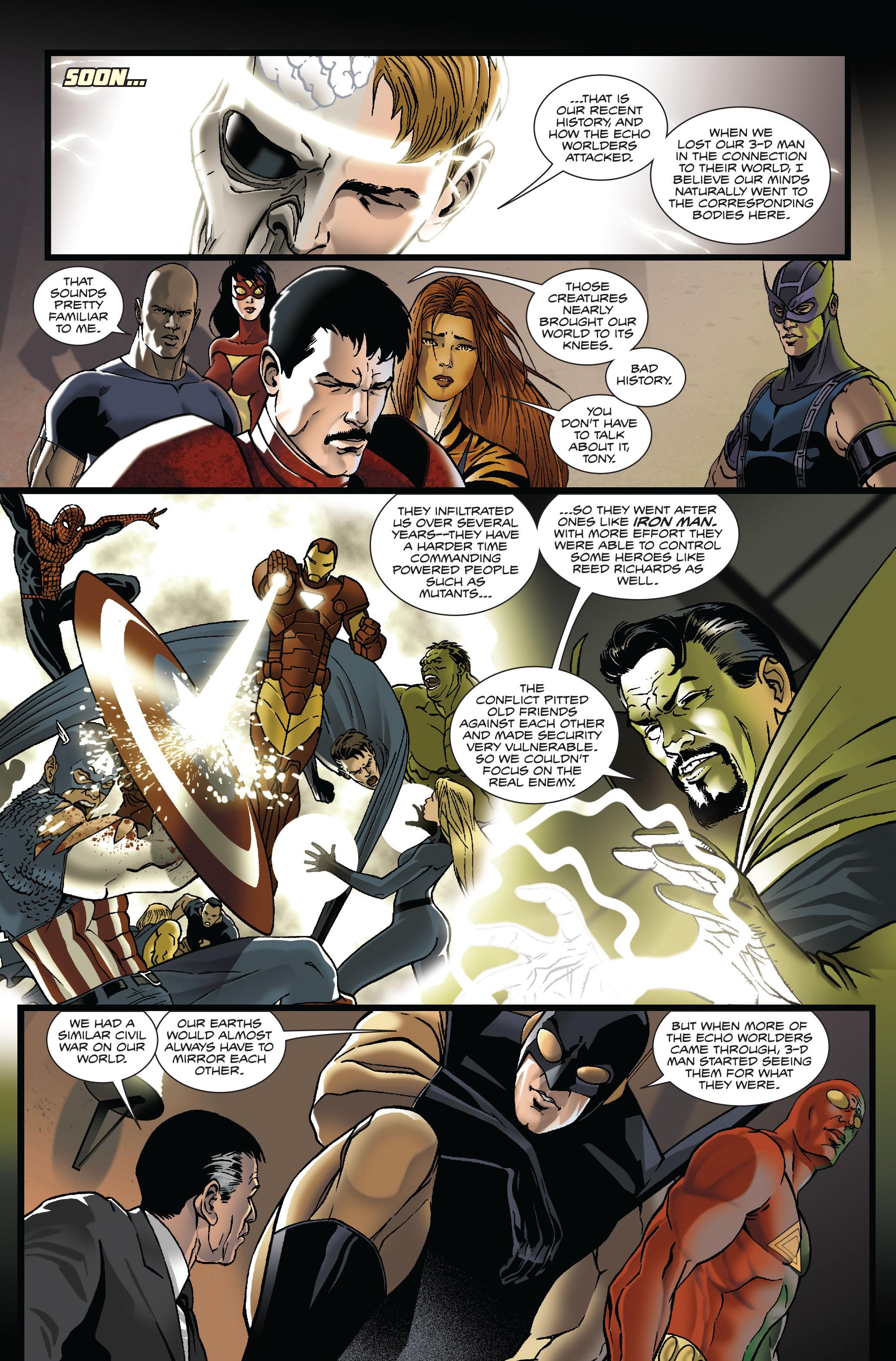 Read online Atlas comic -  Issue #5 - 4