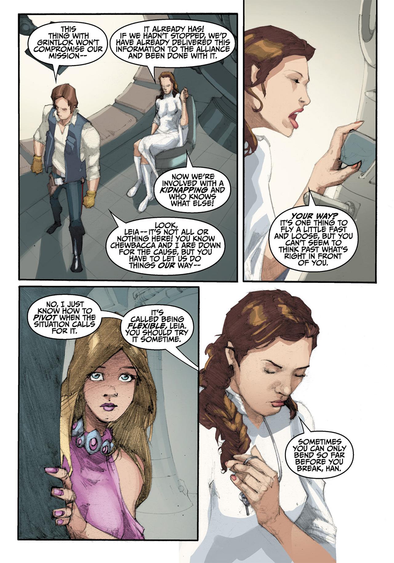 Read online Star Wars Omnibus comic -  Issue # Vol. 33 - 114