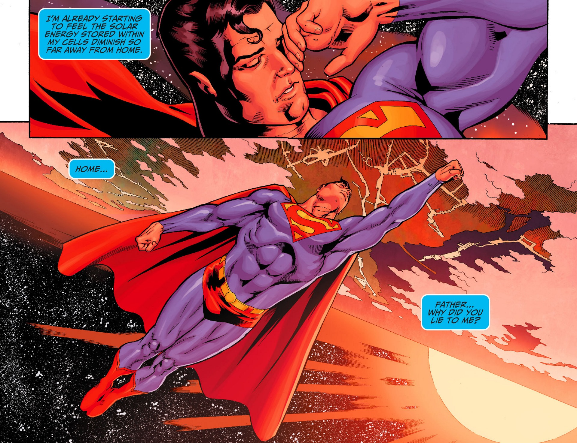 Read online Adventures of Superman [I] comic -  Issue #23 - 4