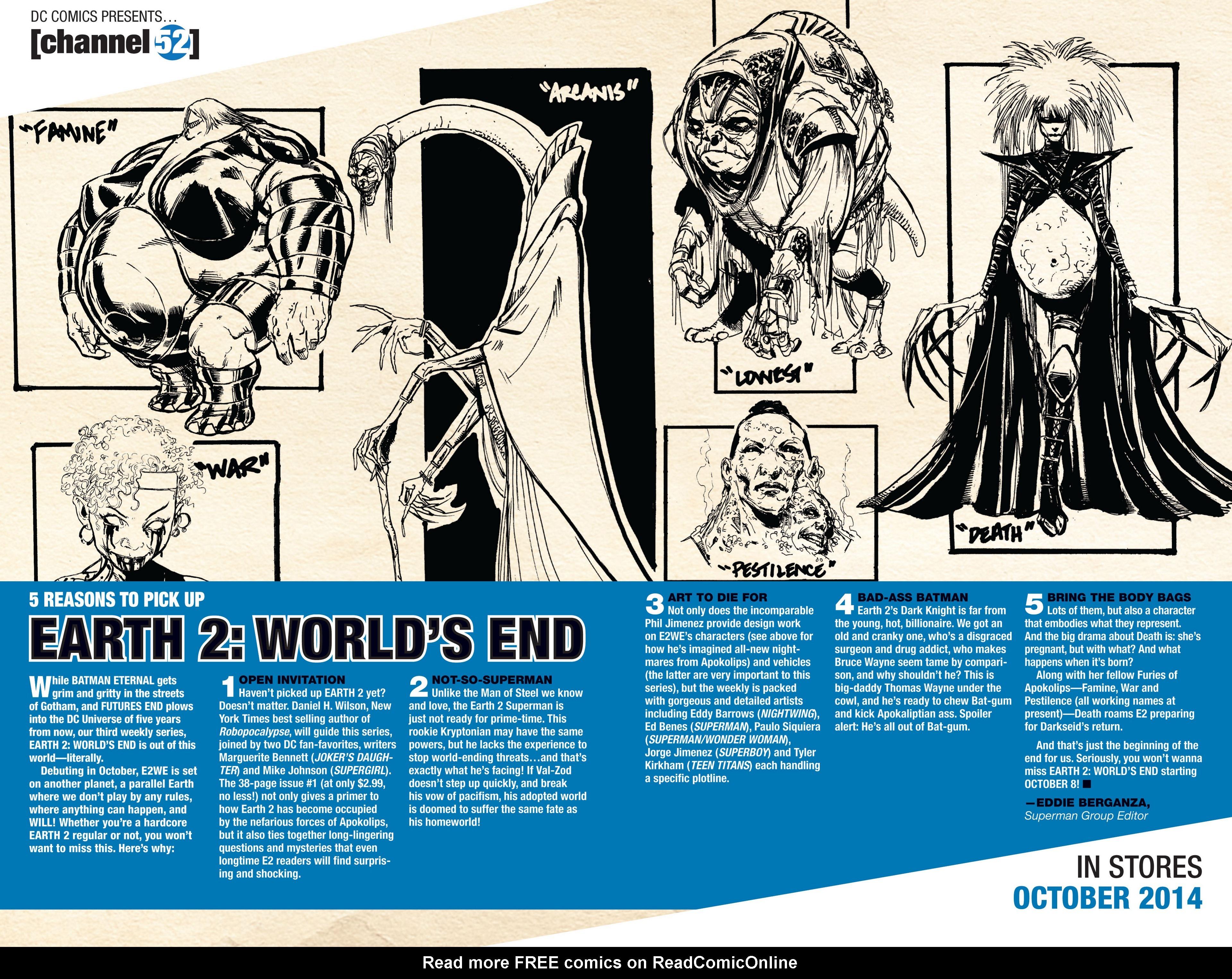 Read online Trinity of Sin: The Phantom Stranger comic -  Issue #22 - 29