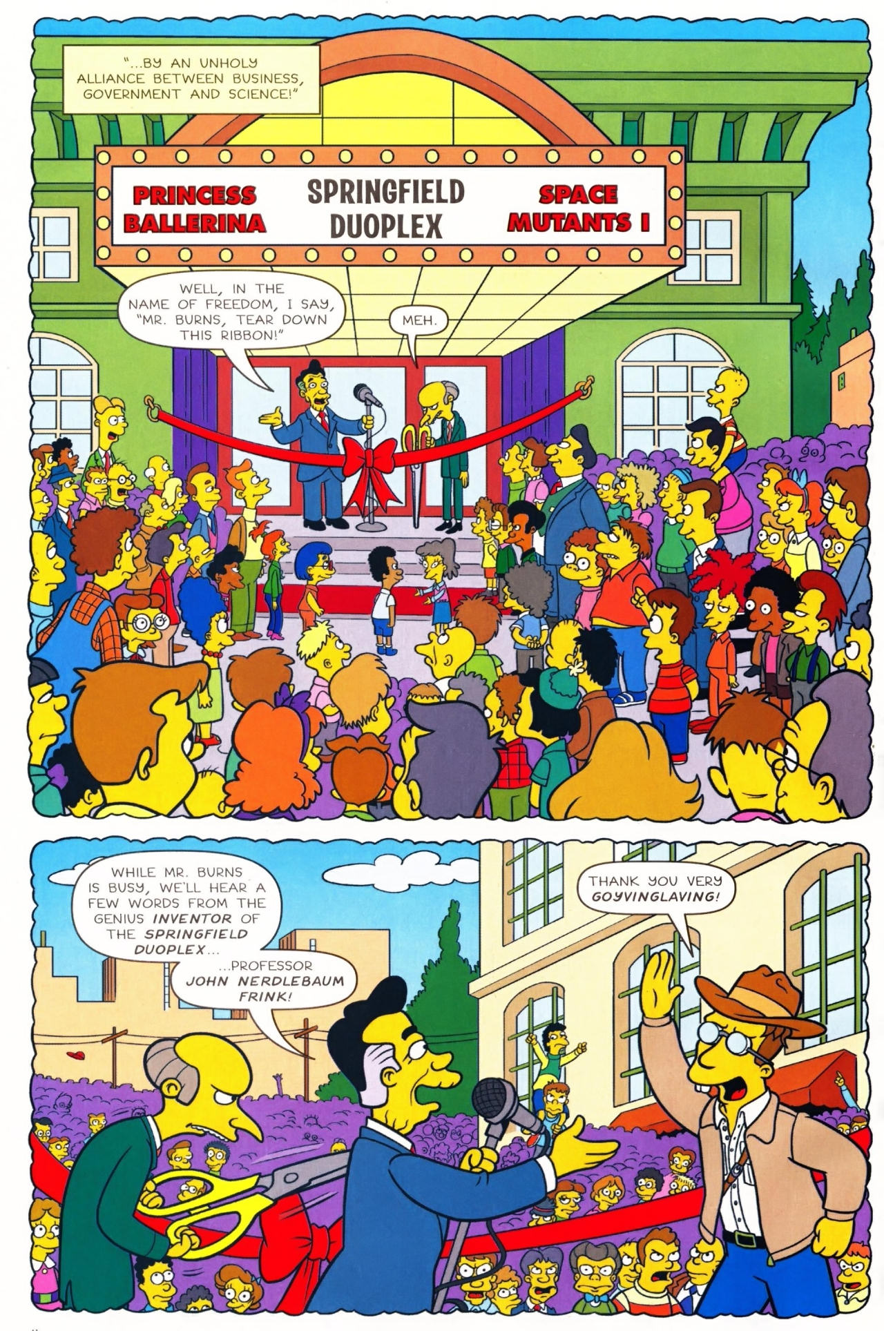 Read online Simpsons Comics Presents Bart Simpson comic -  Issue #42 - 6