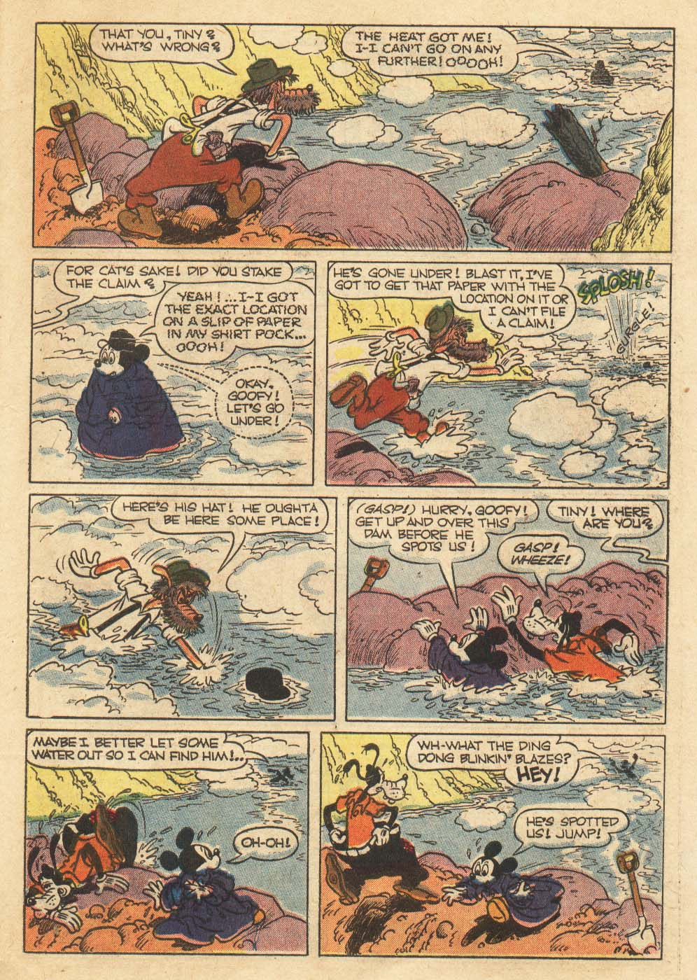 Walt Disney's Comics and Stories issue 225 - Page 30