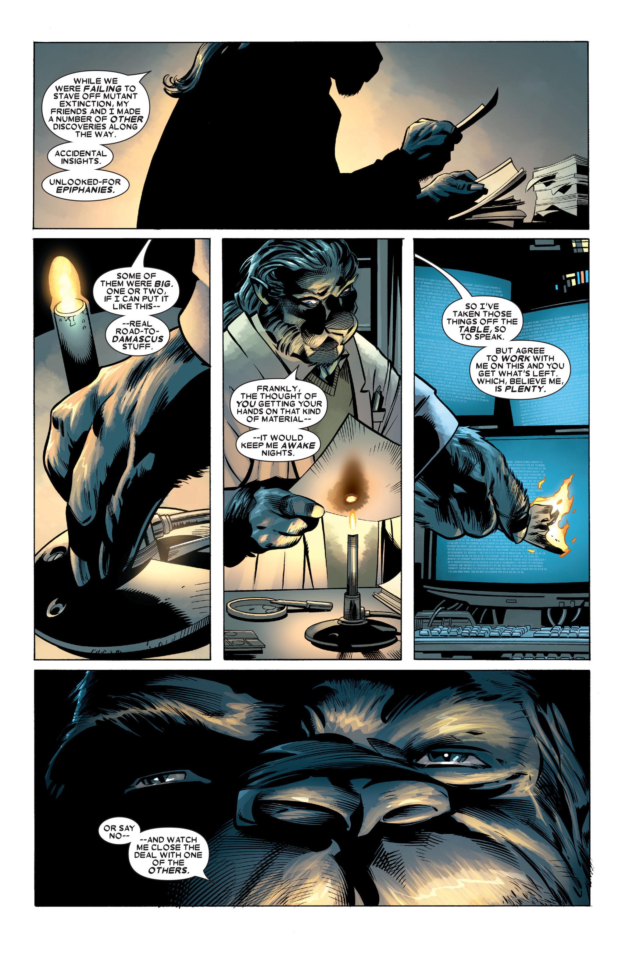 X-Men (1991) 200 Page 42