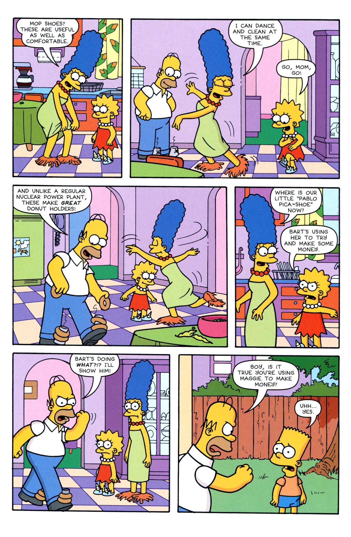 Read online Simpsons Comics Presents Bart Simpson comic -  Issue #75 - 20