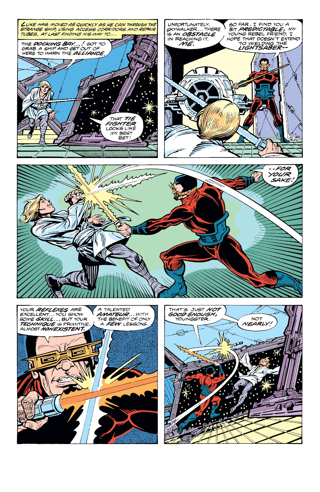 Read online Star Wars Legends: The Original Marvel Years - Epic Collection comic -  Issue # TPB 2 (Part 2) - 80