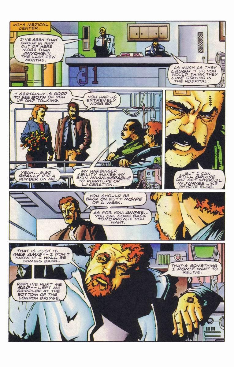 Read online Secret Weapons comic -  Issue #18 - 14