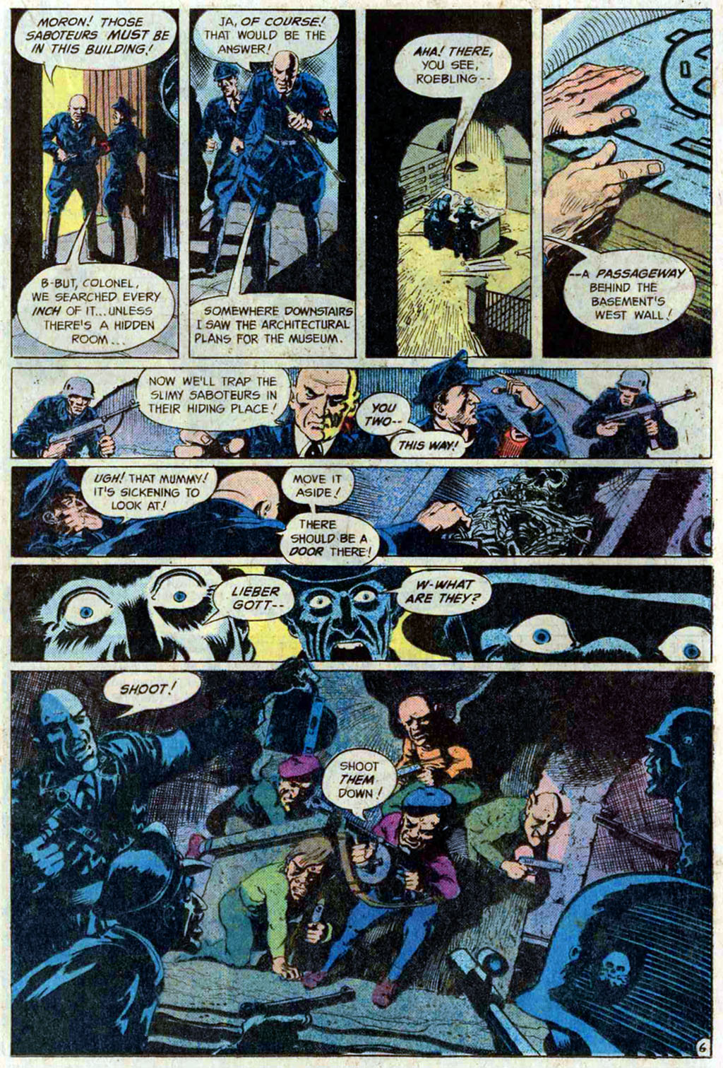Read online Secrets of Haunted House comic -  Issue #34 - 21