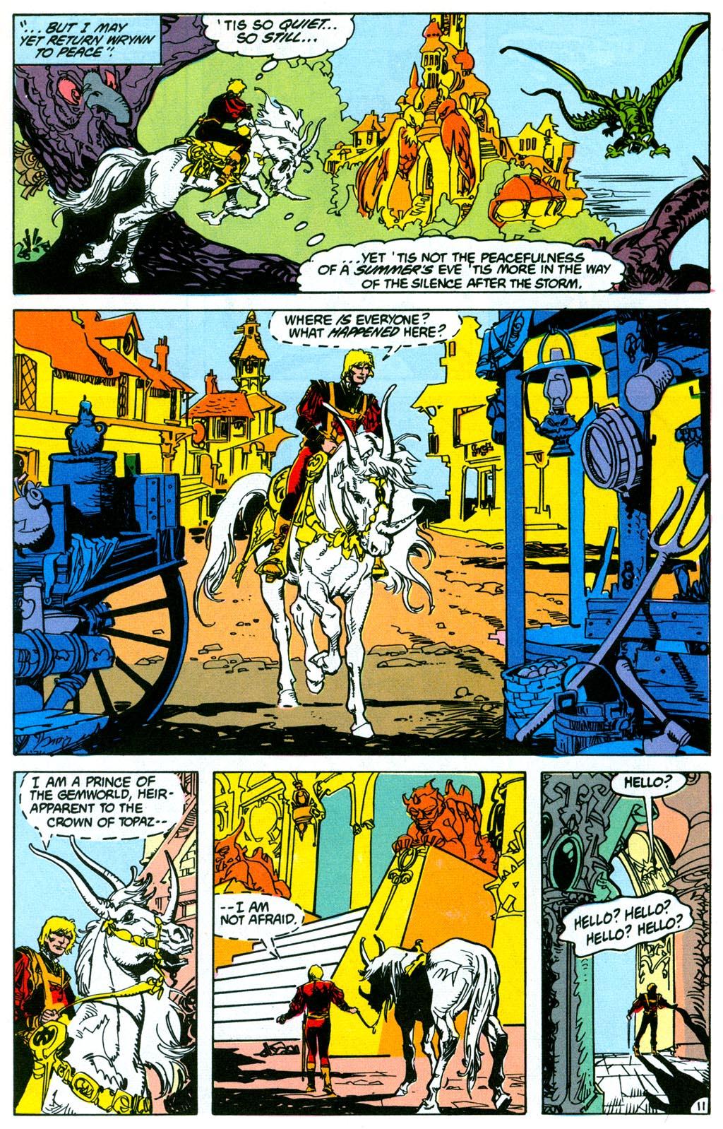 Read online Amethyst (1987) comic -  Issue #2 - 13