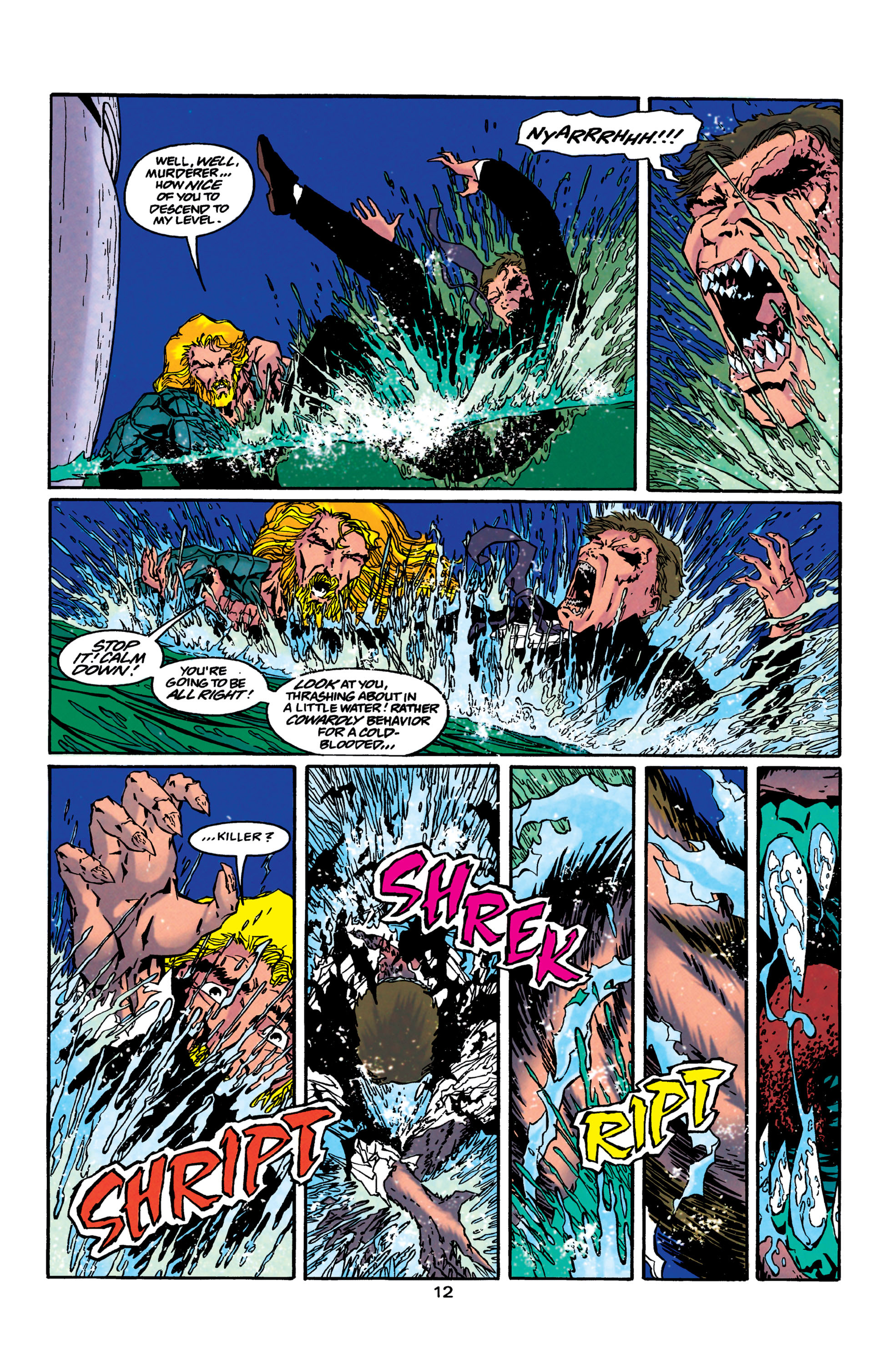 Read online Aquaman (1994) comic -  Issue #42 - 13