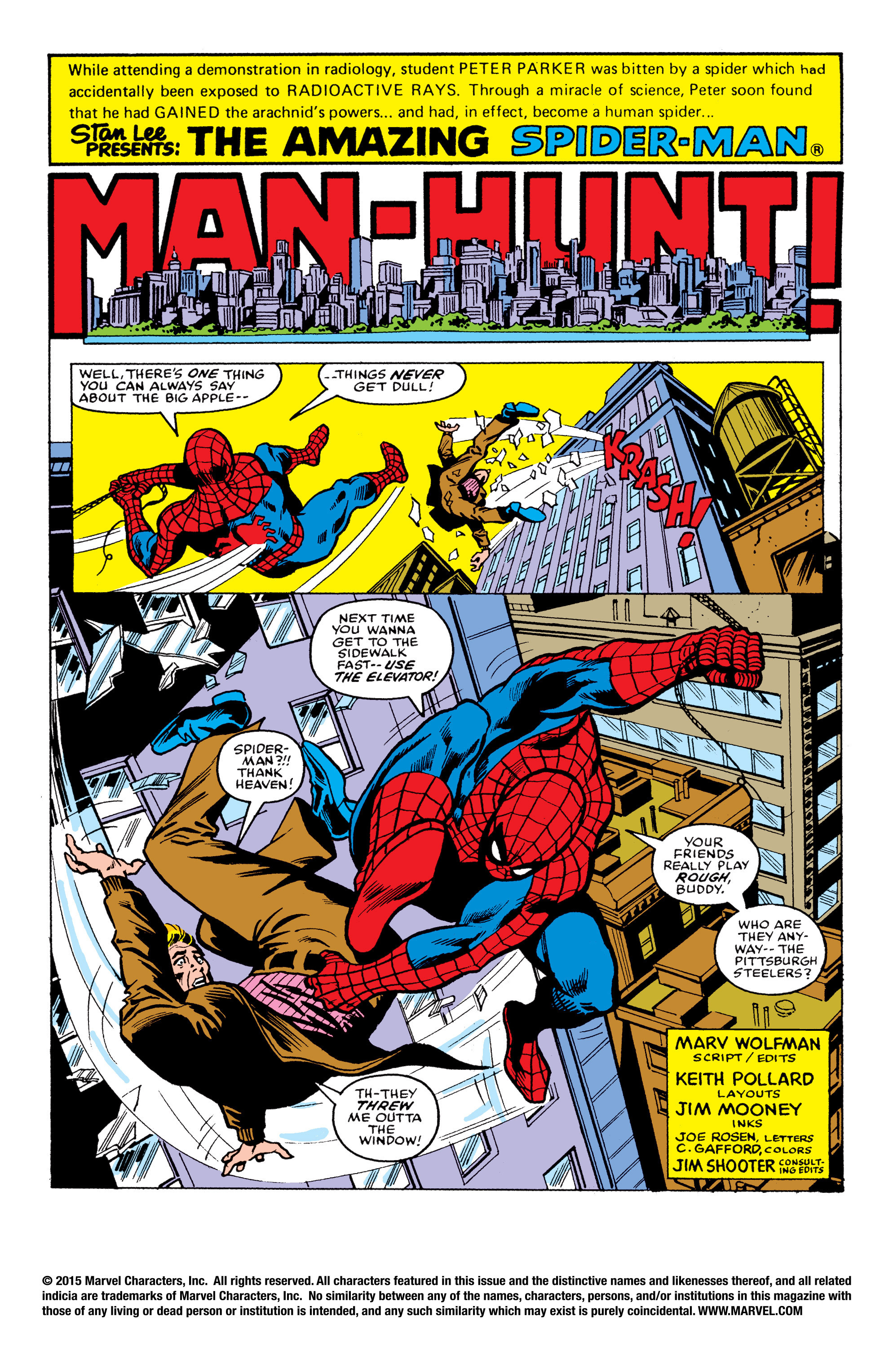 The Amazing Spider-Man (1963) 201 Page 1