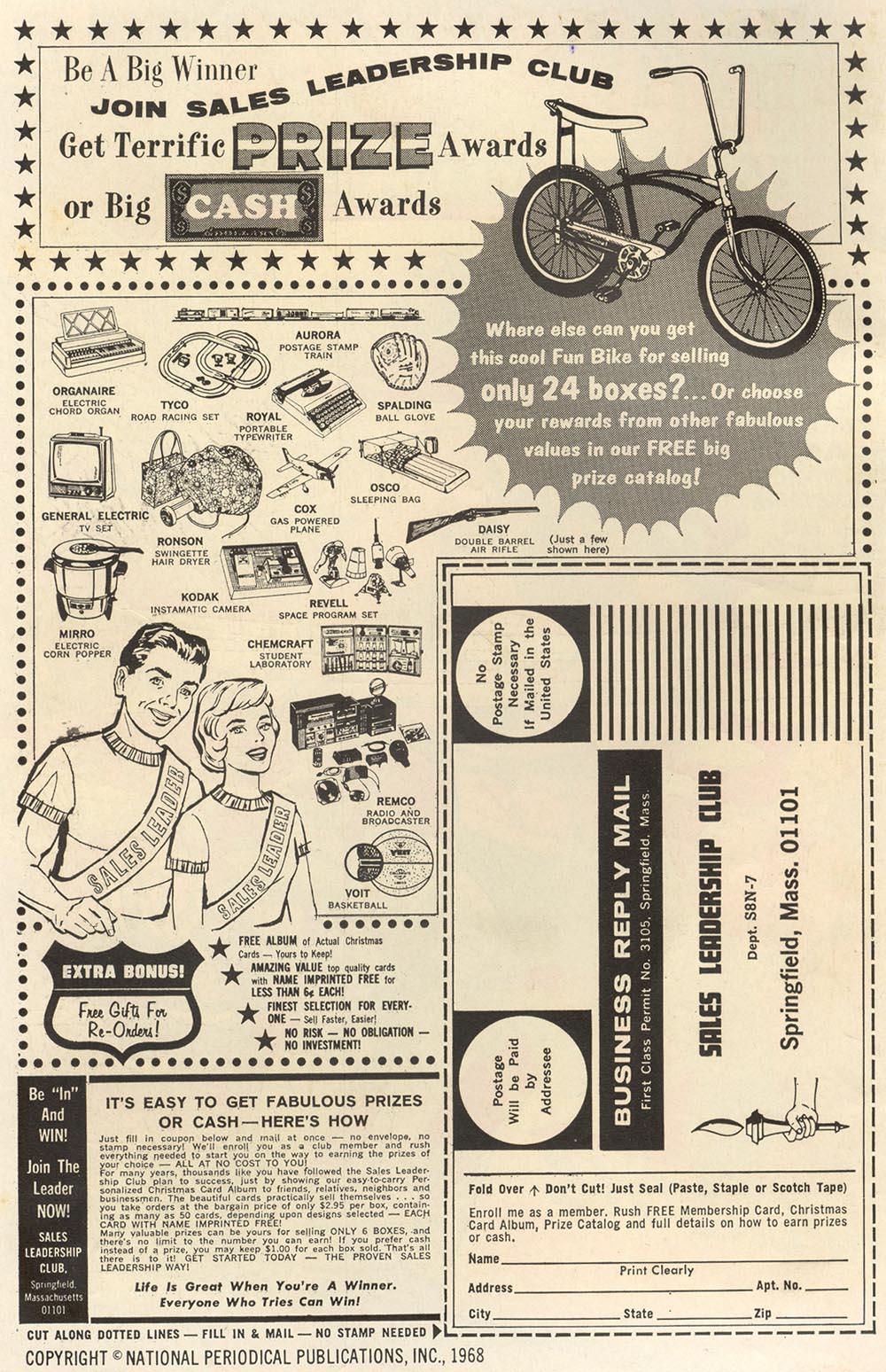 Read online Adventure Comics (1938) comic -  Issue #372 - 37