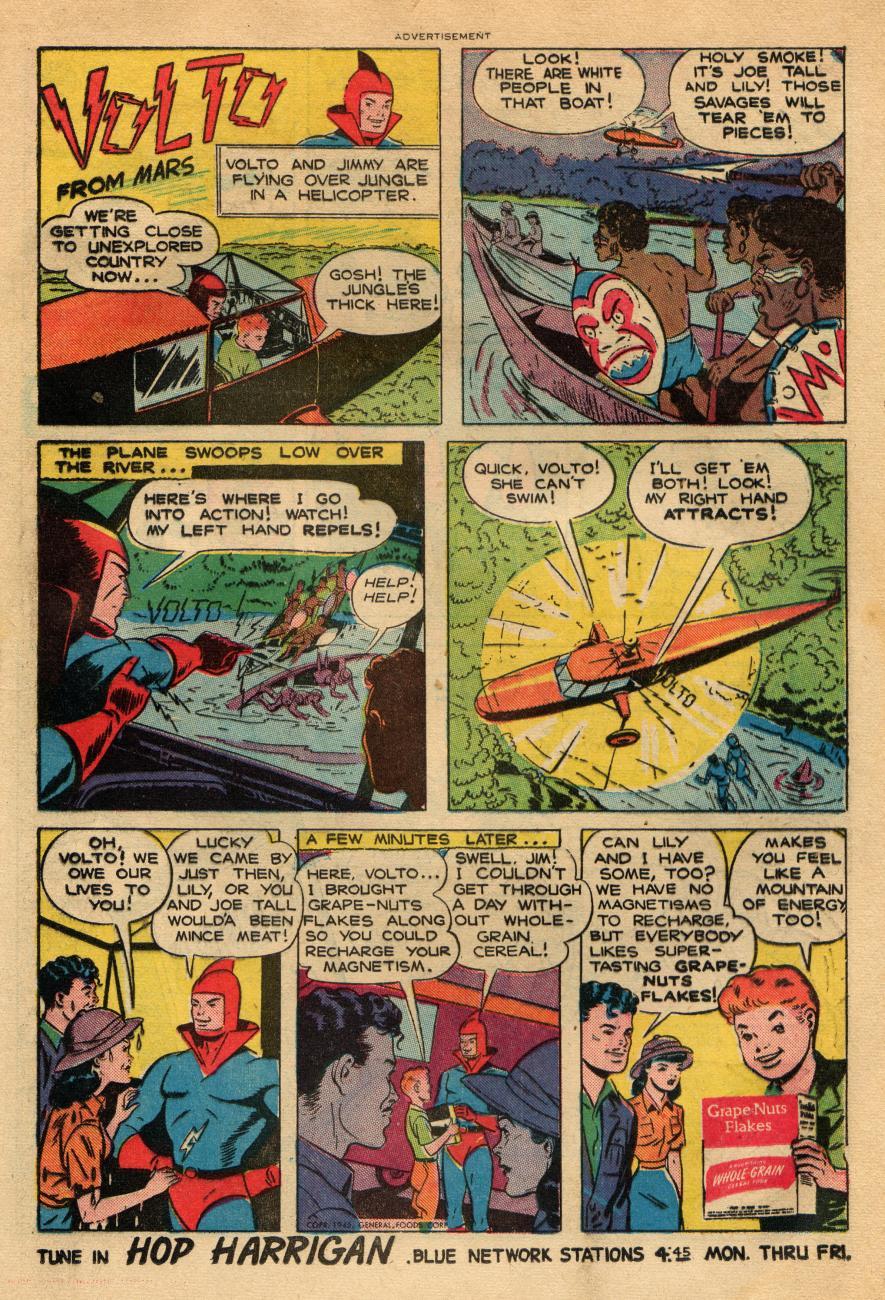 Read online Sensation (Mystery) Comics comic -  Issue #49 - 29