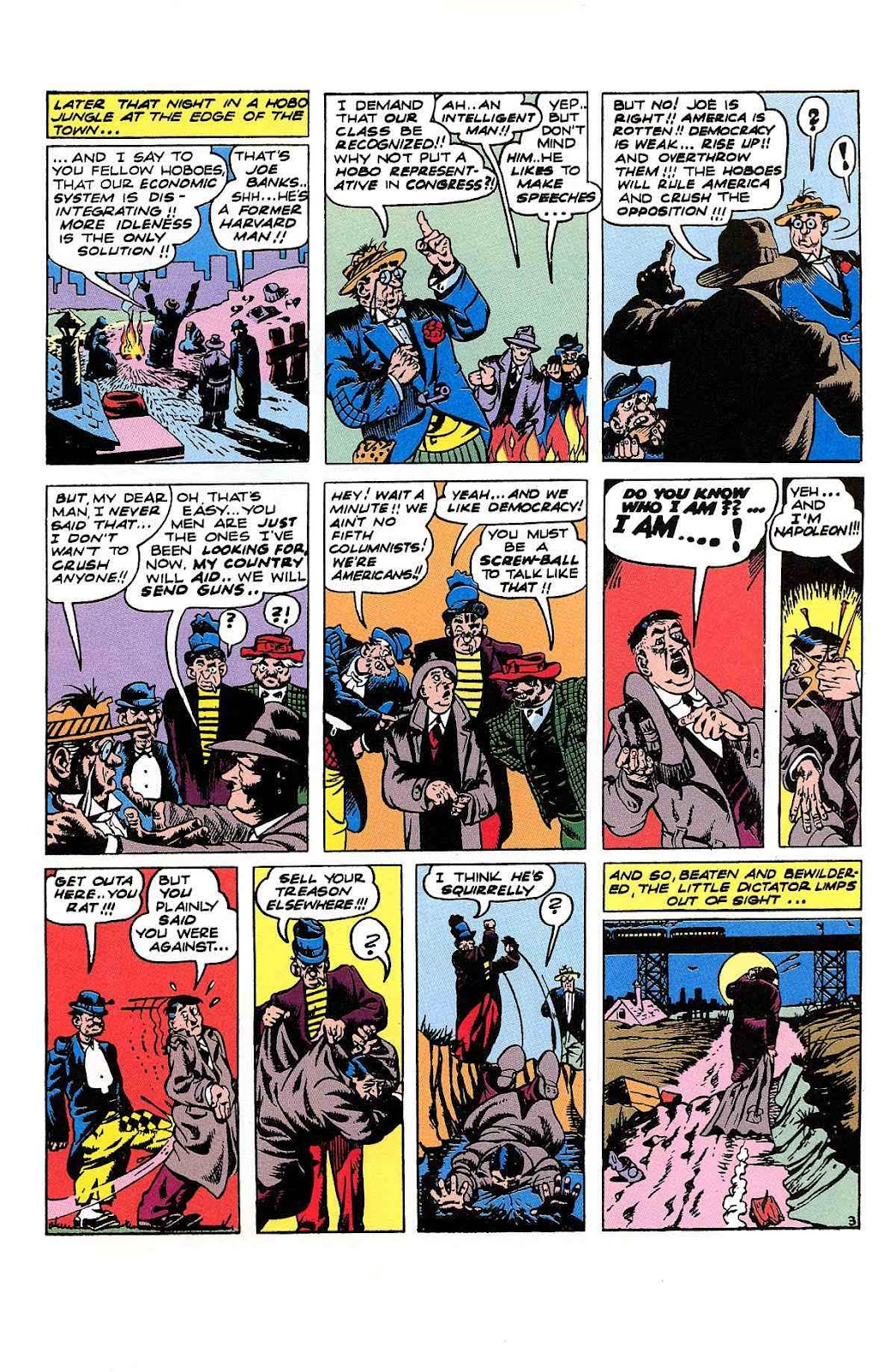 Read online Will Eisner's The Spirit Archives comic -  Issue # TPB 2 (Part 2) - 95
