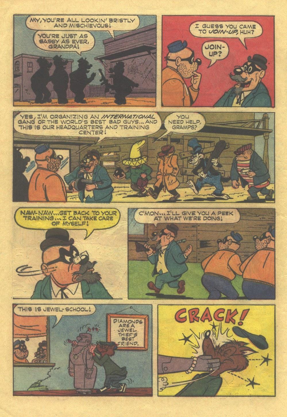 Walt Disney THE BEAGLE BOYS issue 3 - Page 20