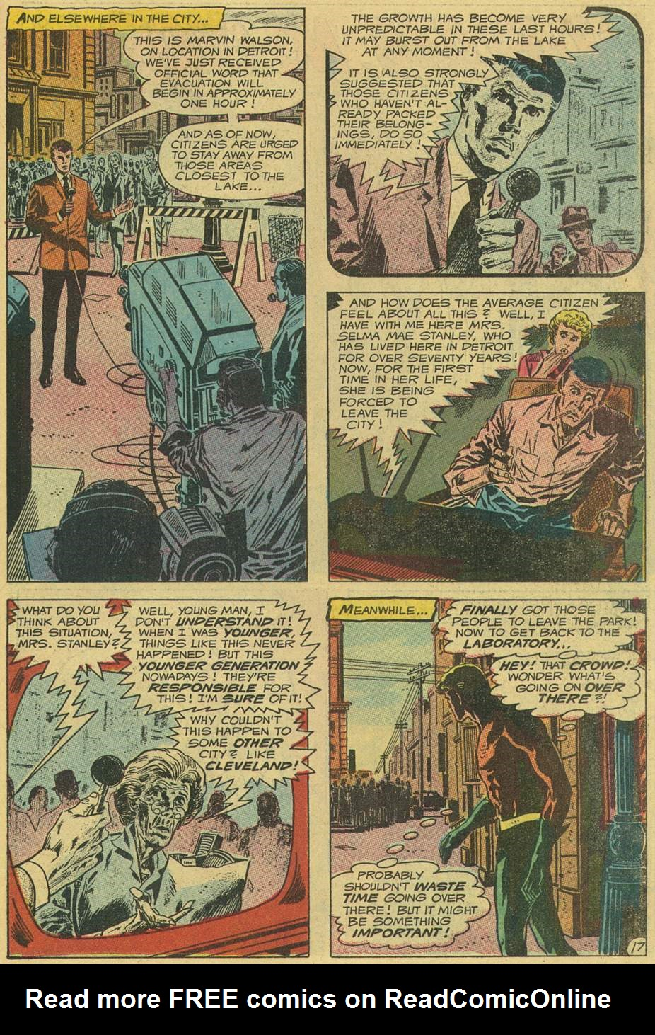 Read online Aquaman (1962) comic -  Issue #56 - 23