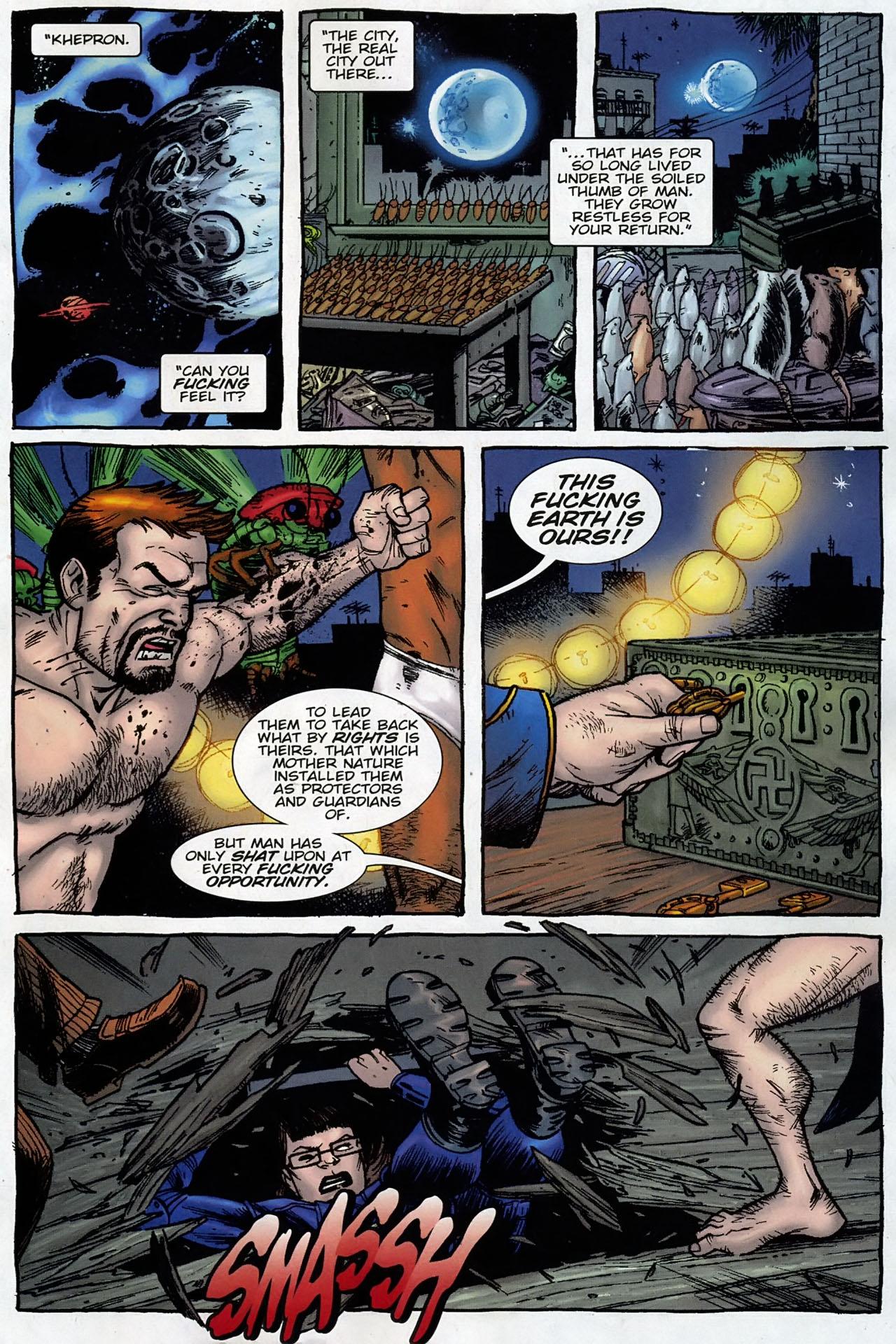 Read online The Exterminators comic -  Issue #30 - 13