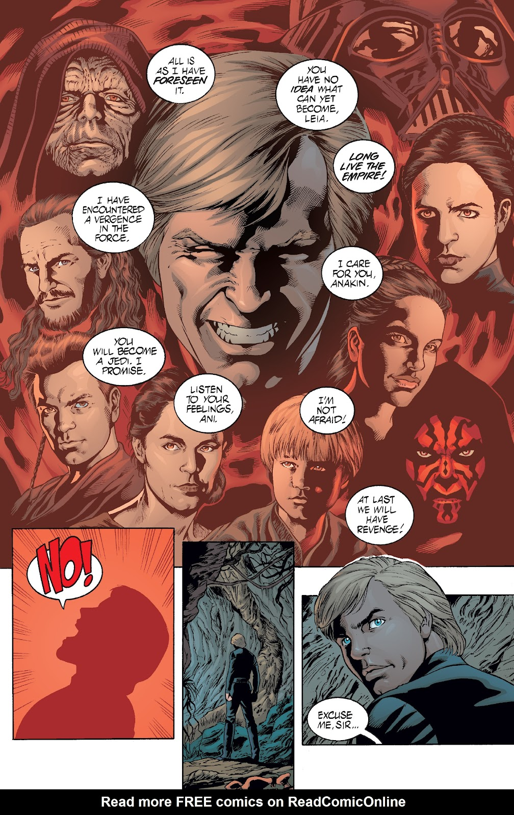 Read online Star Wars Legends: Infinities - Epic Collection comic -  Issue # TPB (Part 1) - 66