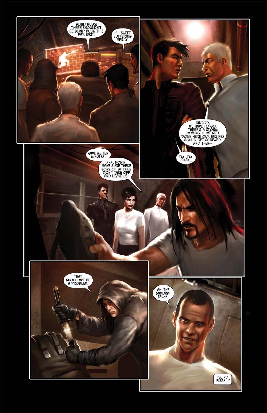 Read online After Dark comic -  Issue #1 - 44