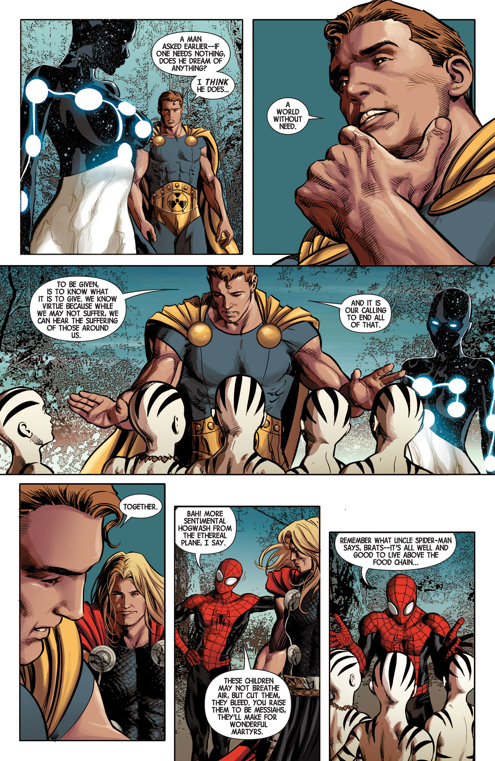 Read online Avengers (2013) comic -  Issue #12 - 21