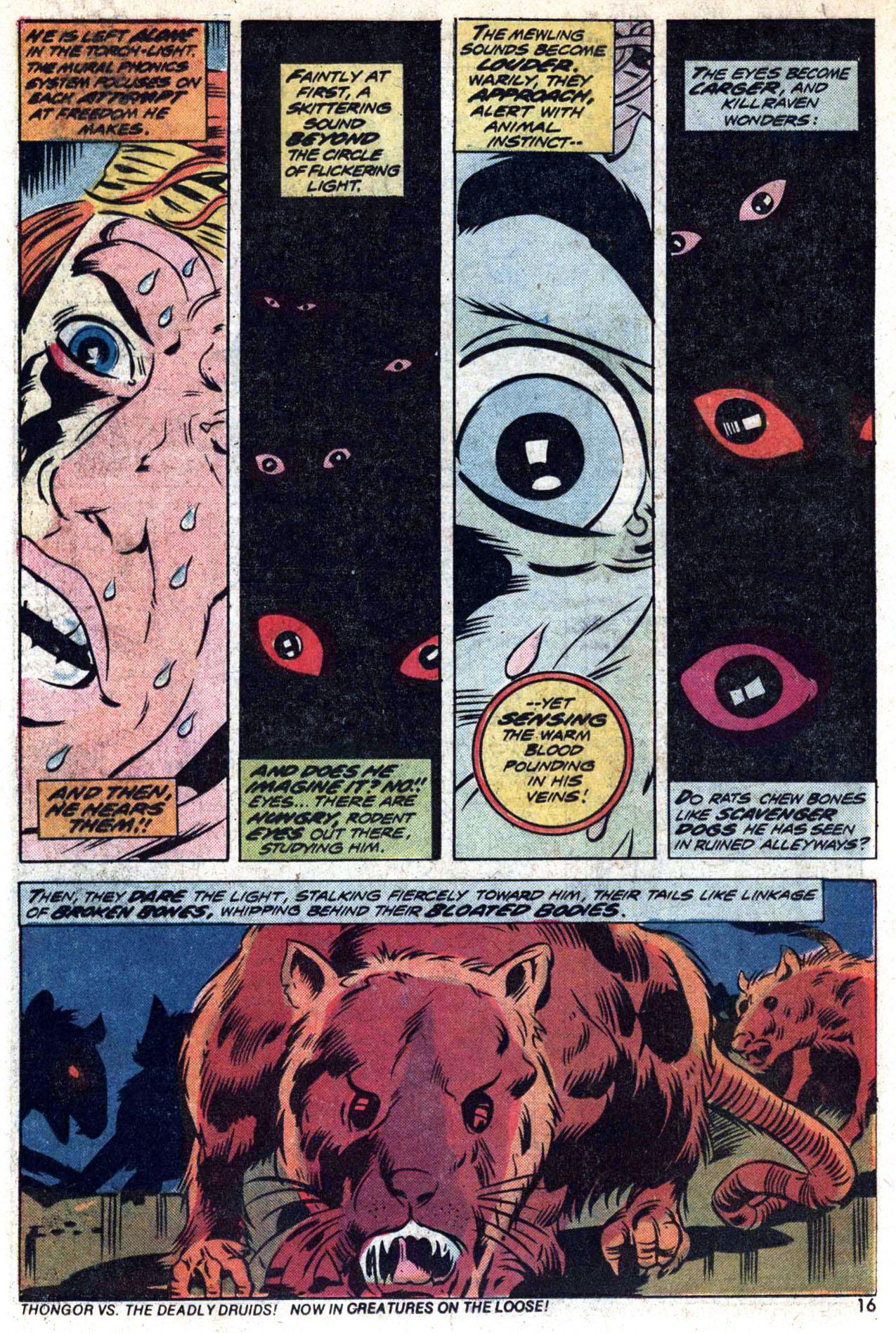 Read online Amazing Adventures (1970) comic -  Issue #23 - 17