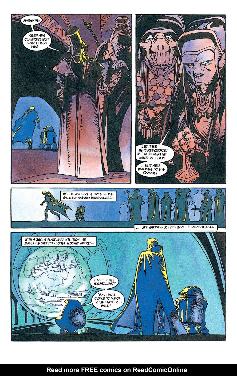 Read online Star Wars: Dark Empire Trilogy comic -  Issue # TPB (Part 1) - 47
