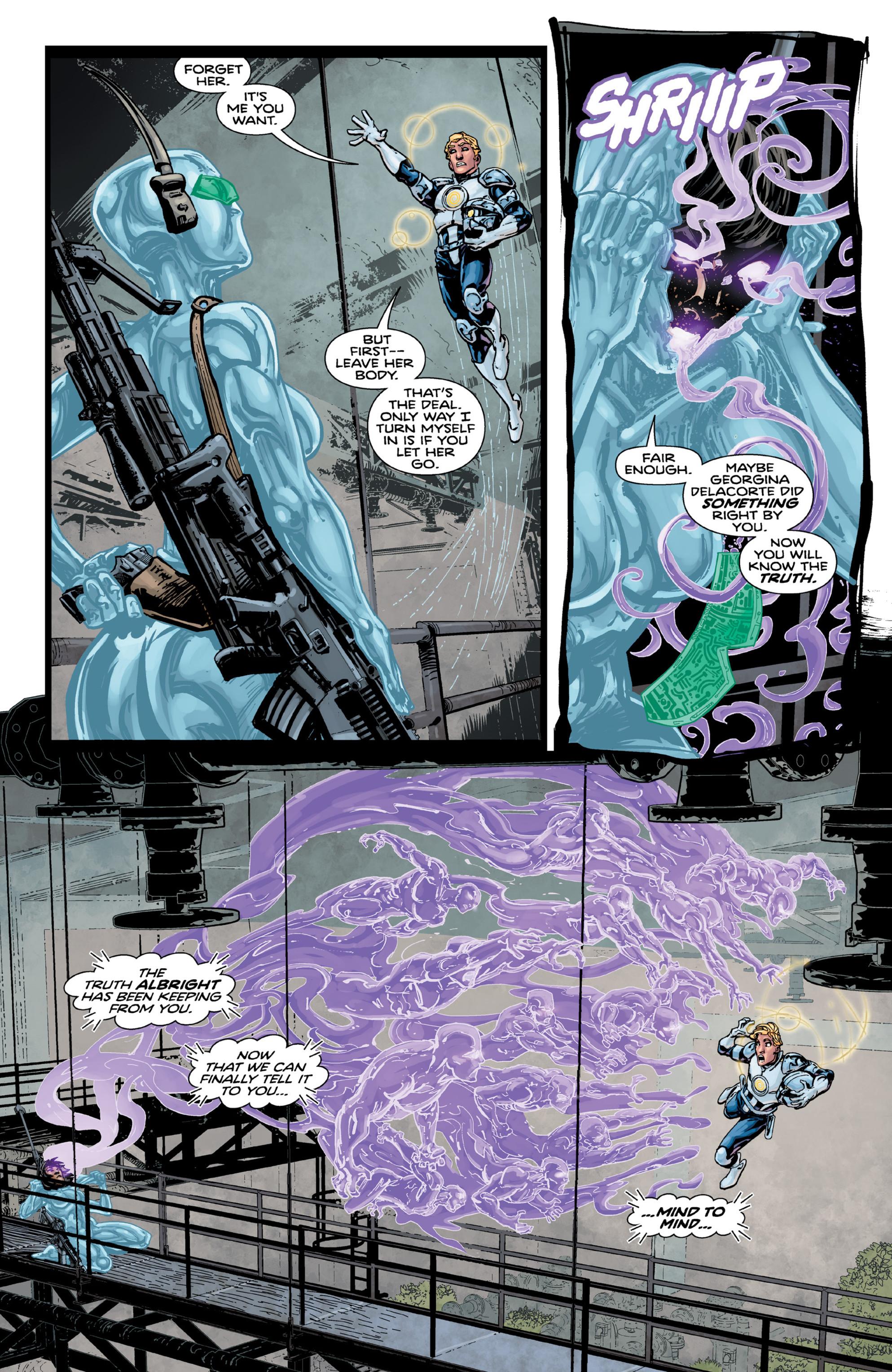 Read online Brain Boy:  The Men from G.E.S.T.A.L.T. comic -  Issue # TPB - 86