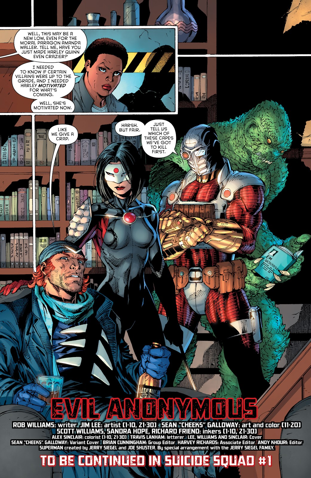 Read online Harley Quinn & the Suicide Squad Special Edition comic -  Issue # Full - 36