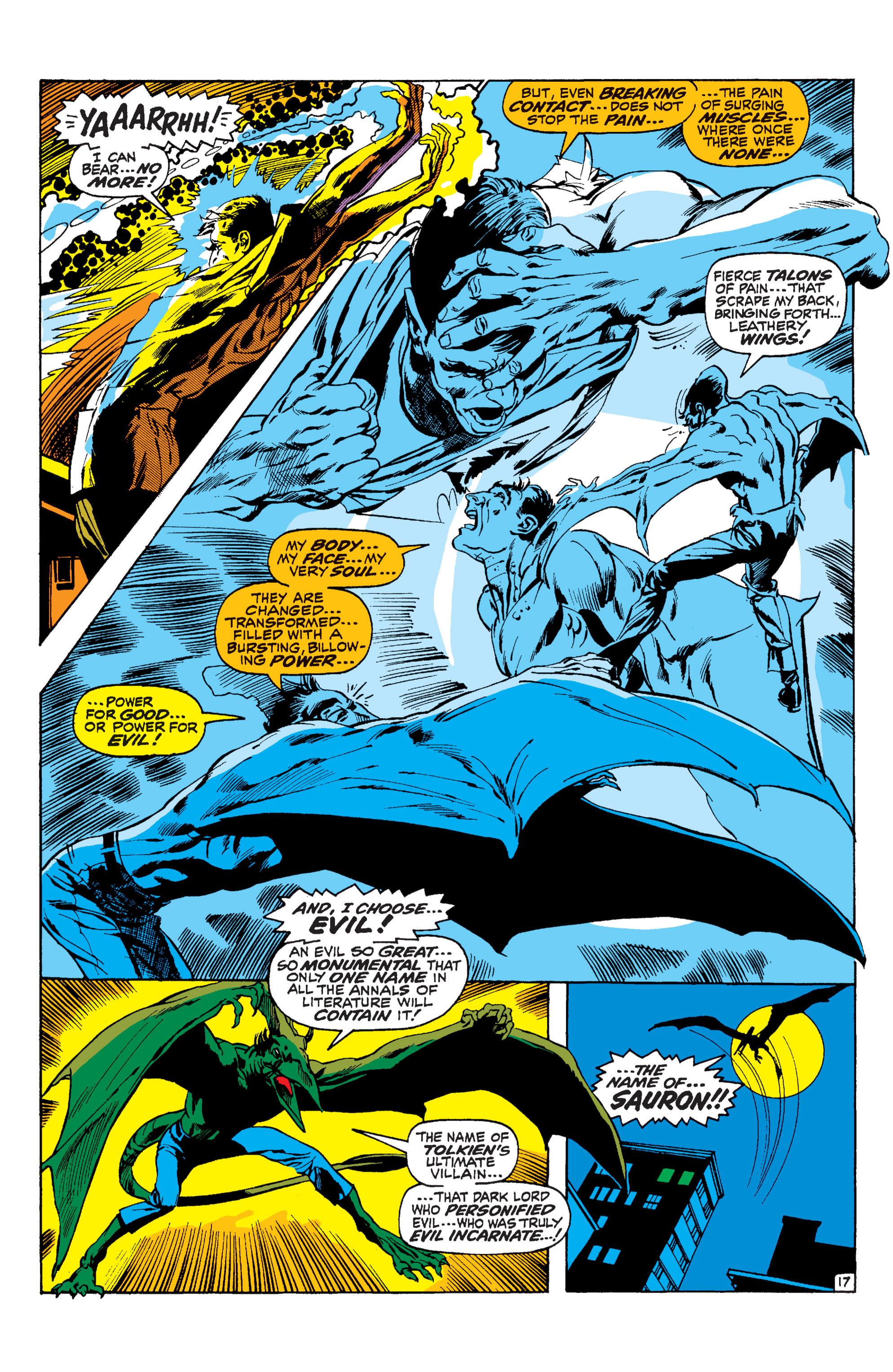 Read online Uncanny X-Men (1963) comic -  Issue #60 - 16