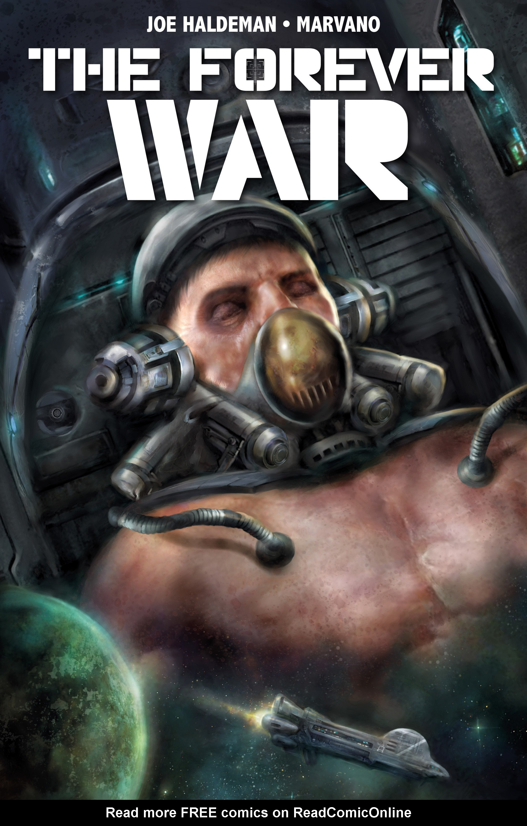 Read online The Forever War (2017) comic -  Issue #4 - 2