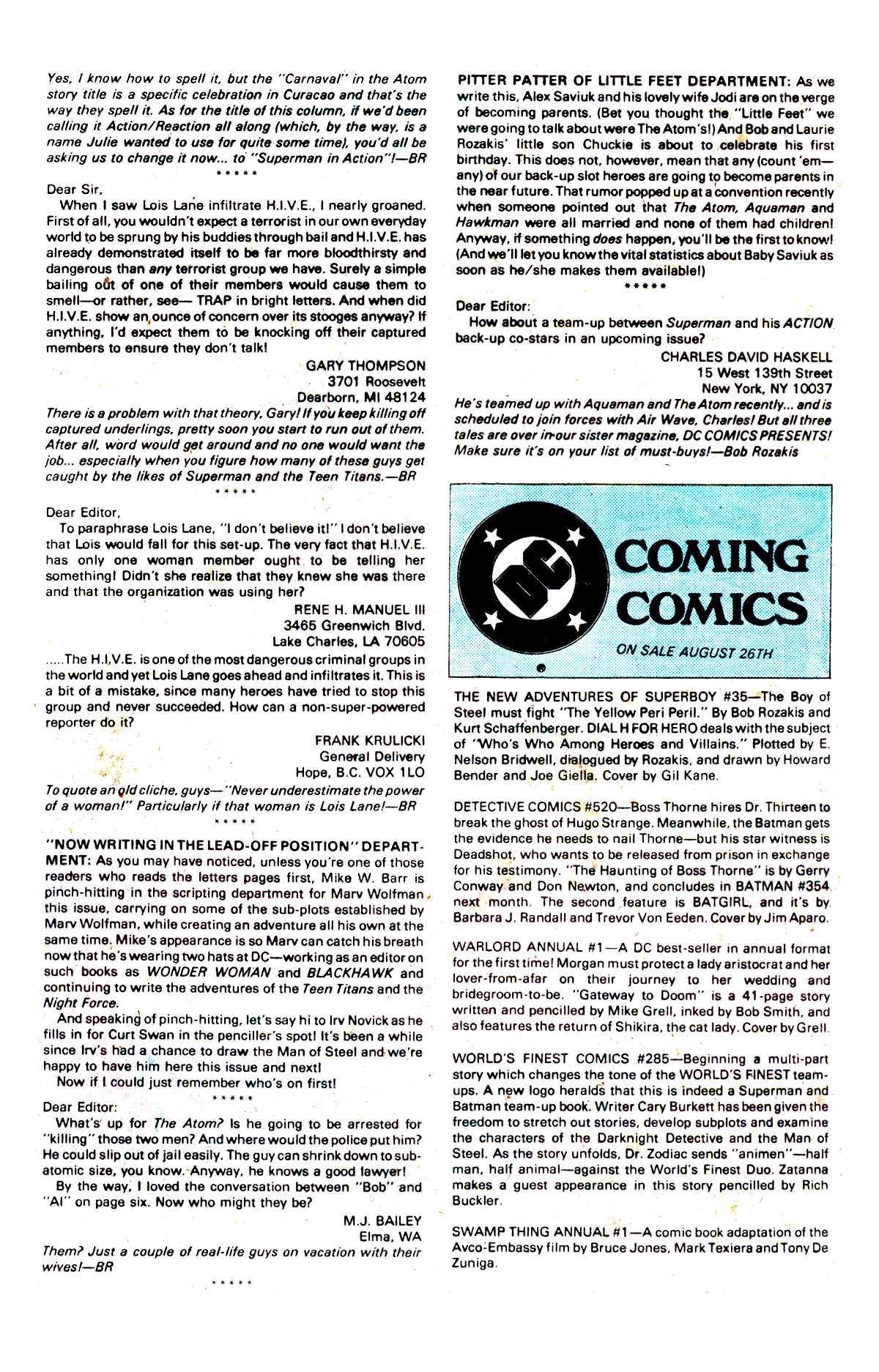 Action Comics (1938) 537 Page 25