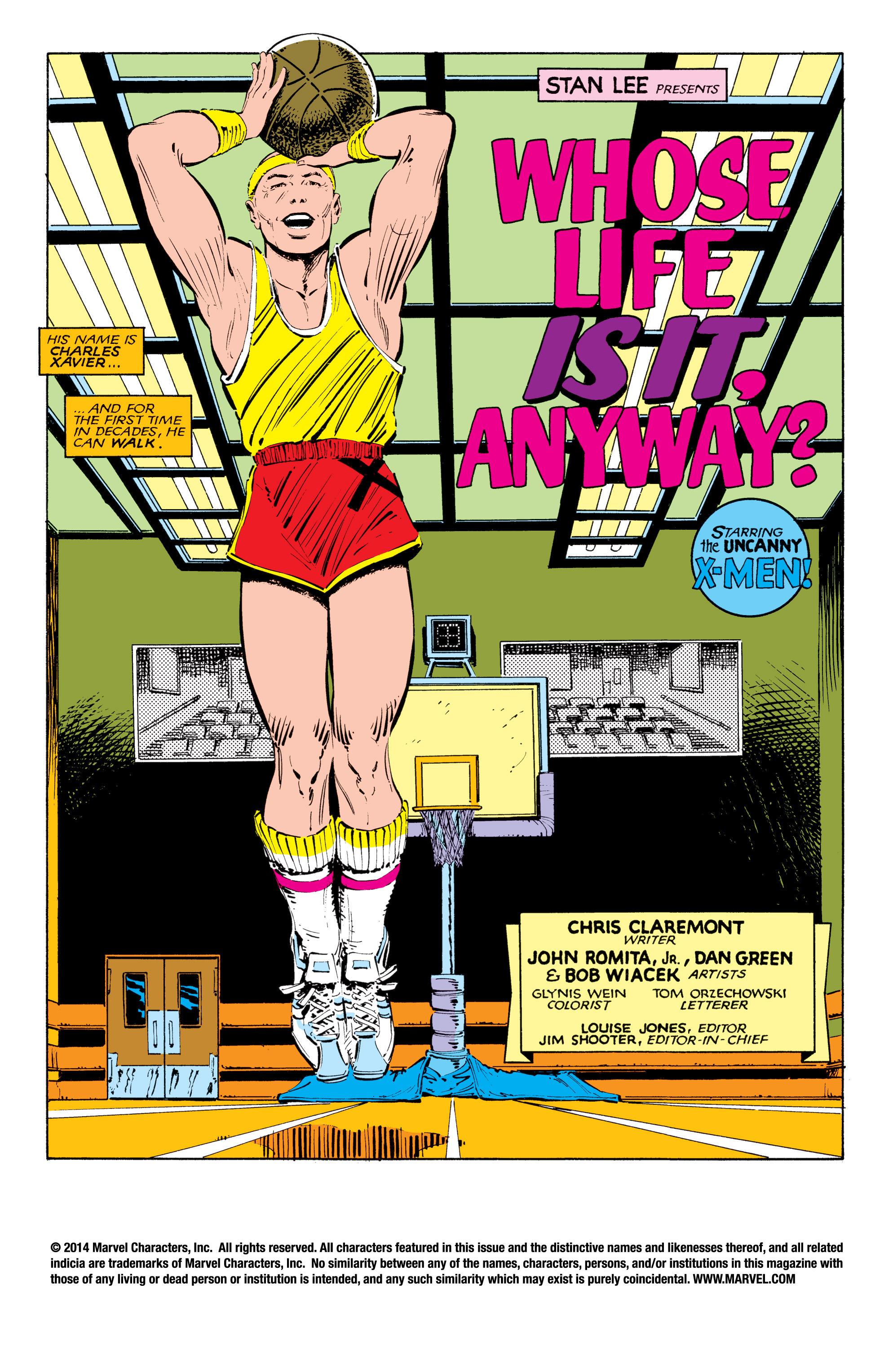 Read online Uncanny X-Men (1963) comic -  Issue #180 - 2