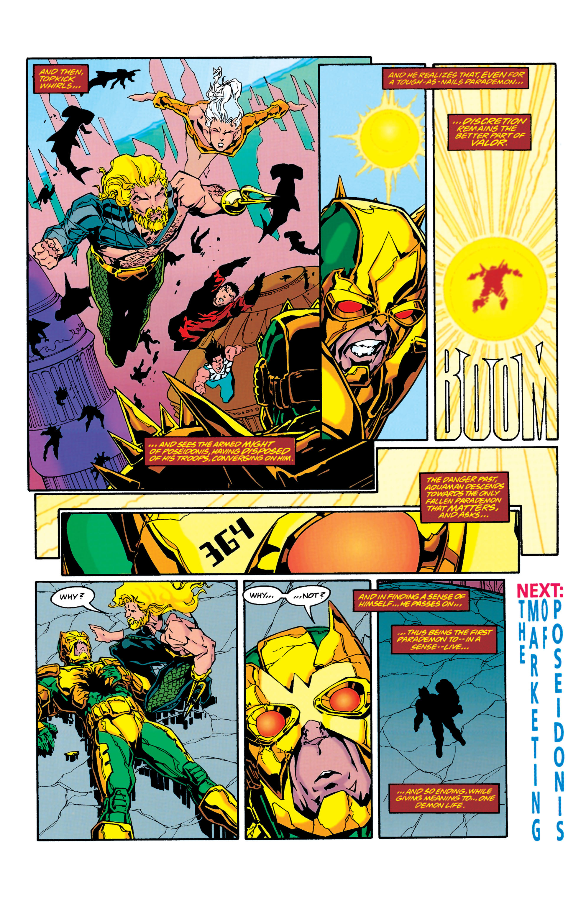 Read online Aquaman (1994) comic -  Issue #37 - 22