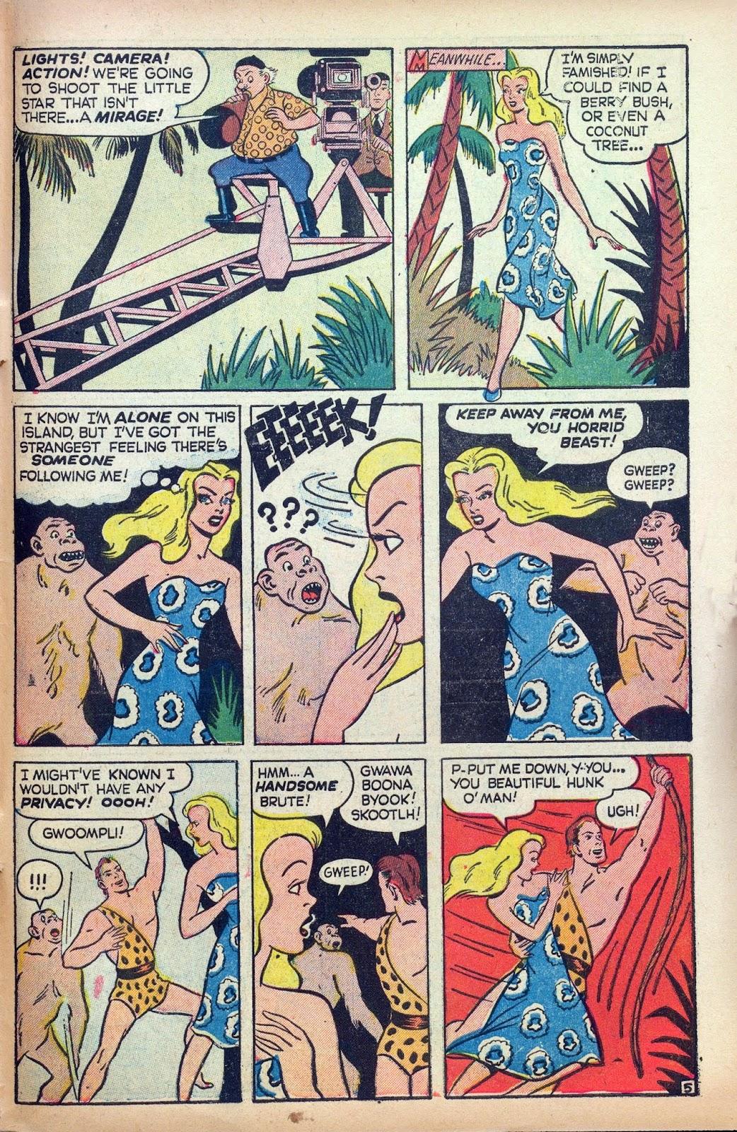 Hedy De Vine Comics issue 31 - Page 47