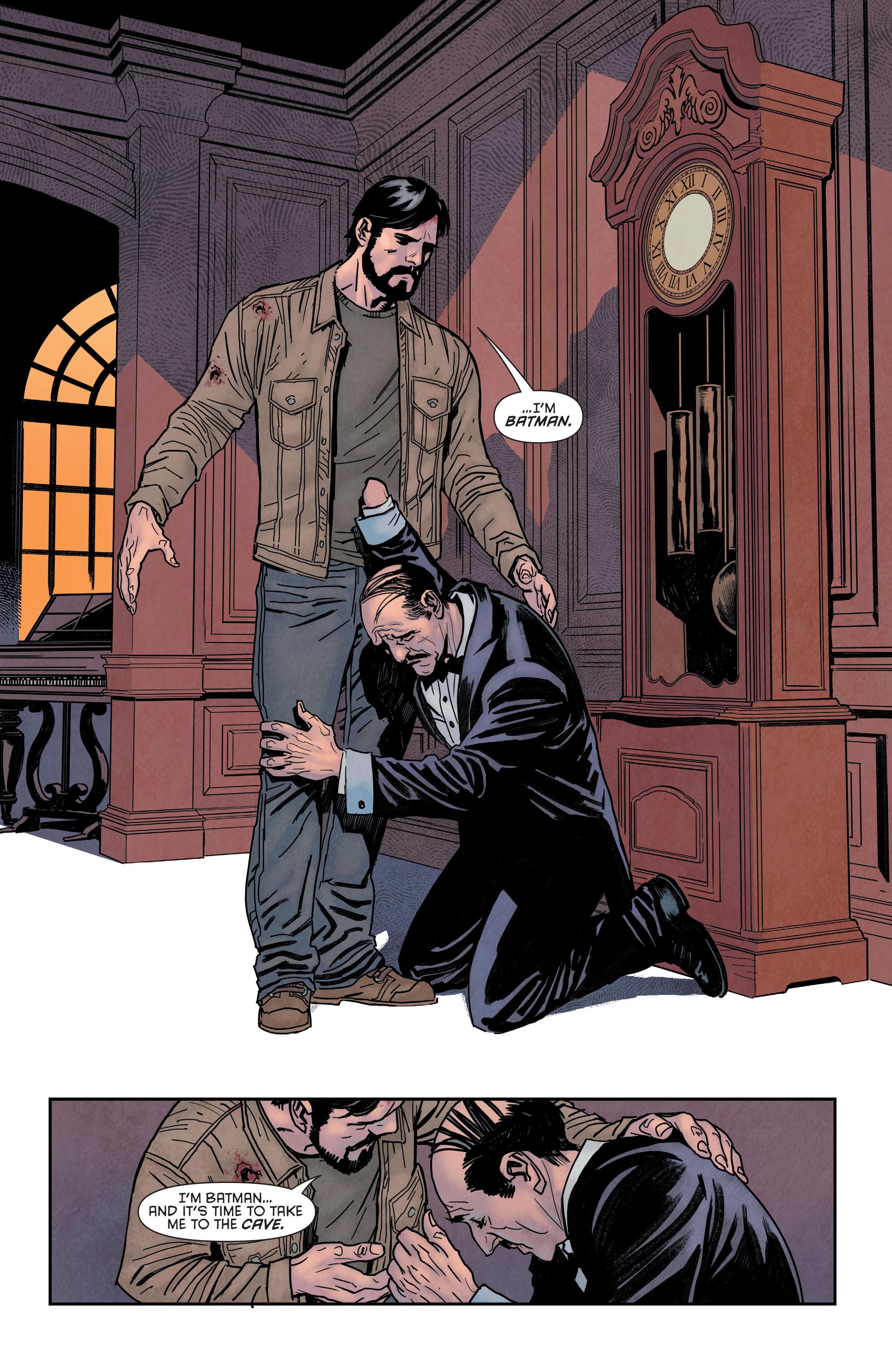 Read online Batman (2011) comic -  Issue # _TPB 9 - 79