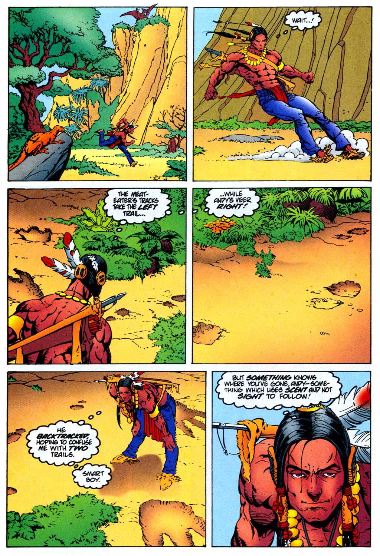Read online Turok, Dinosaur Hunter (1993) comic -  Issue #47 - 10
