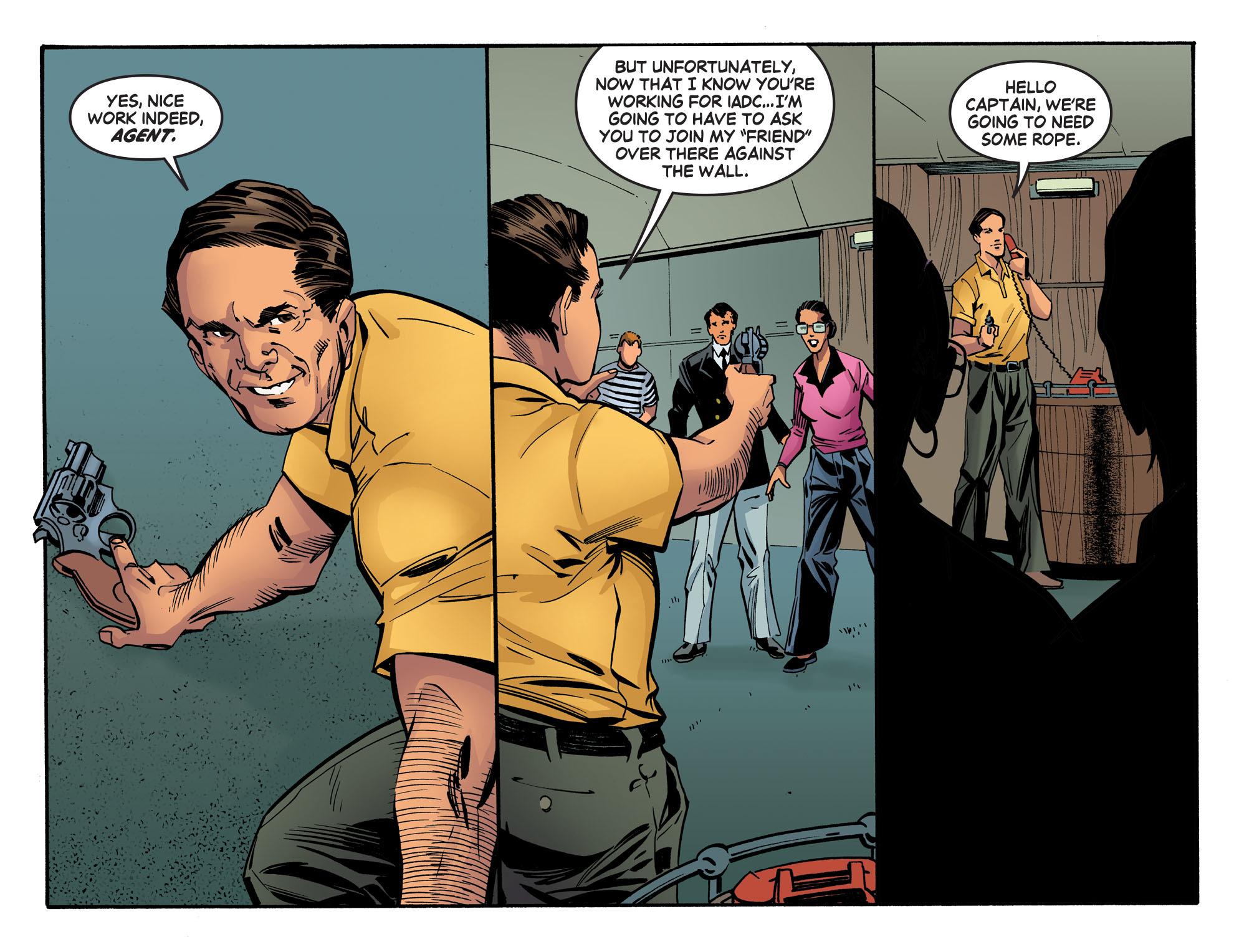 Read online Wonder Woman '77 [I] comic -  Issue #19 - 18