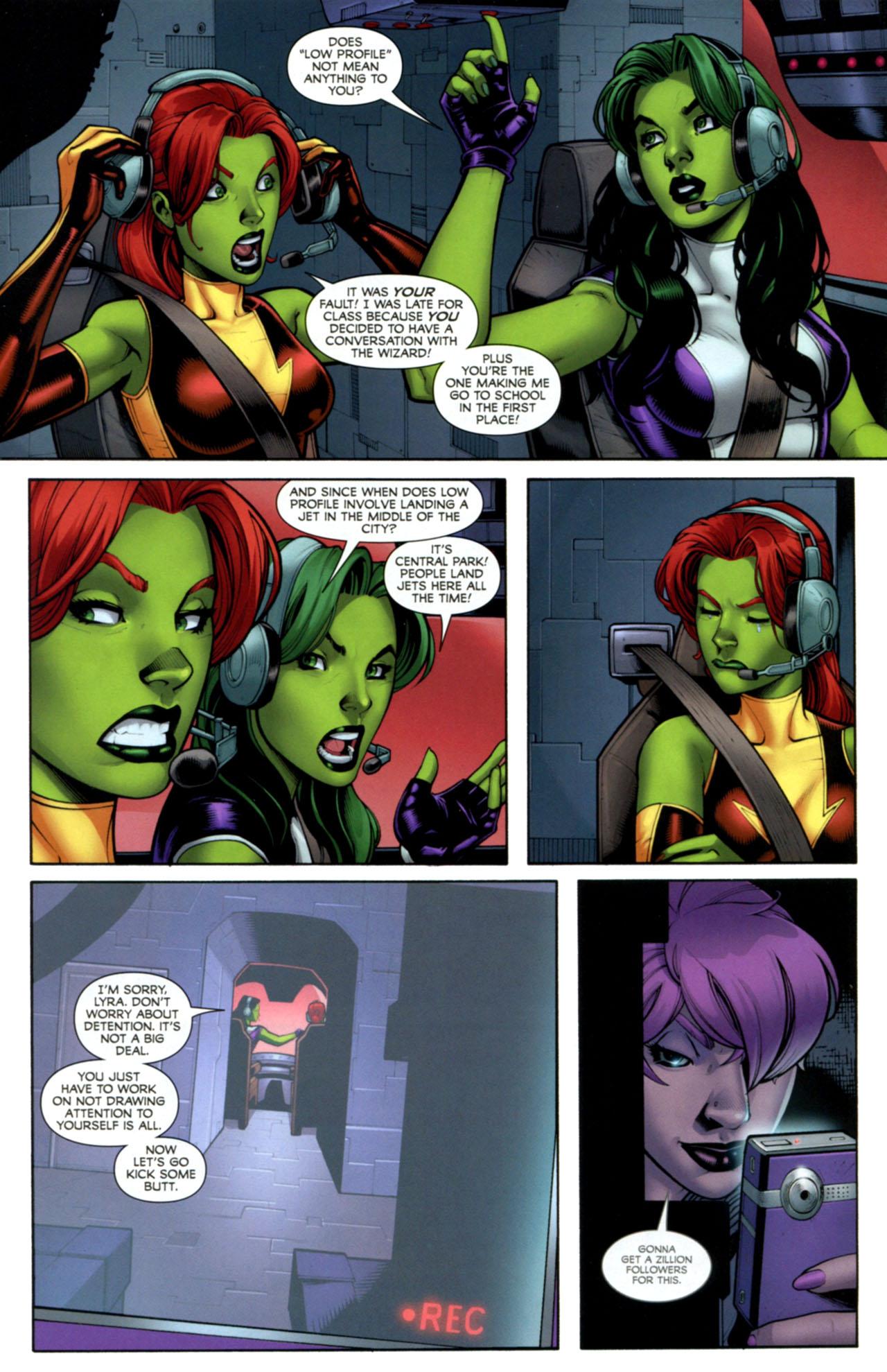 Read online She-Hulks comic -  Issue #2 - 16