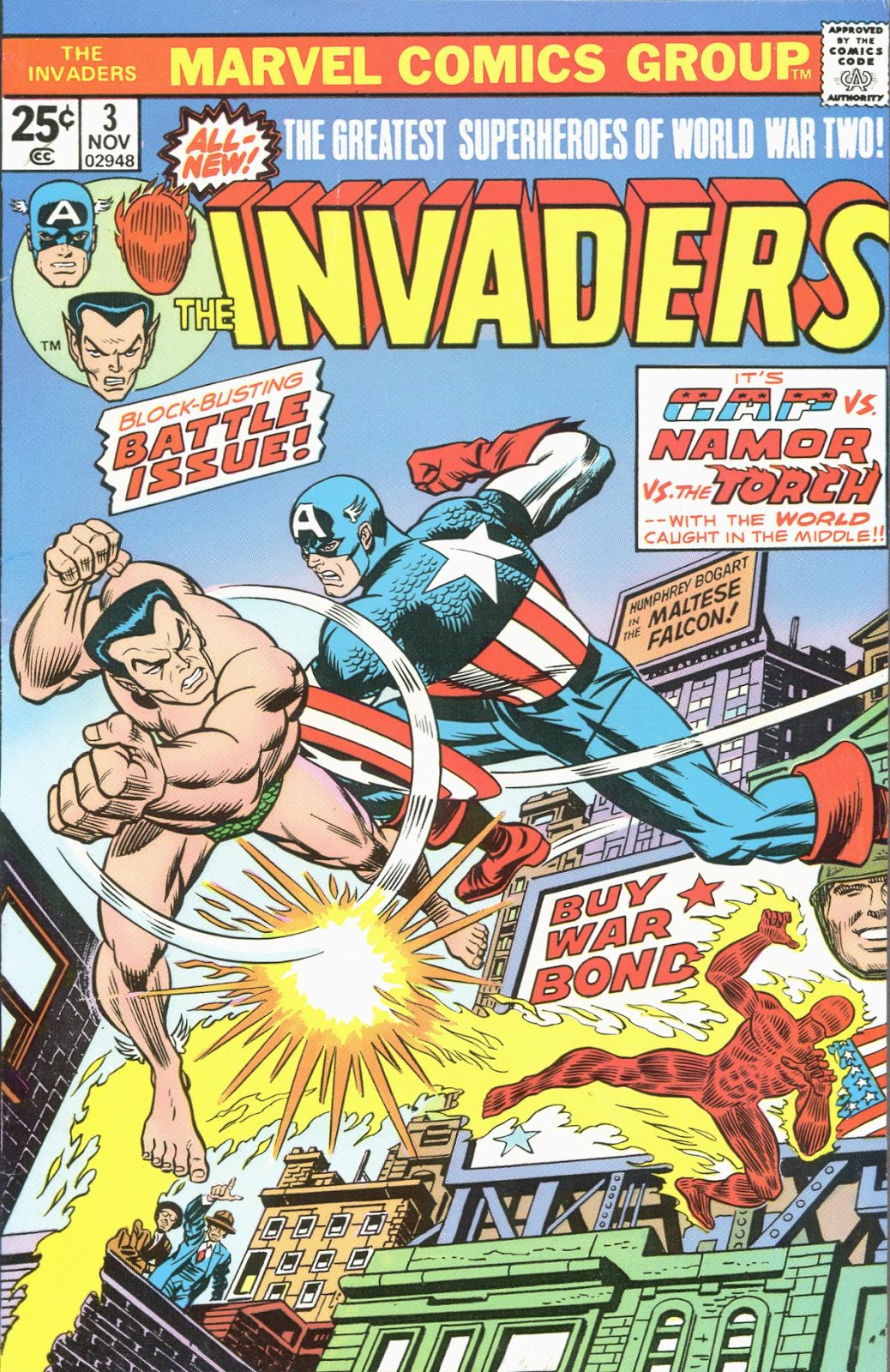 The Invaders (1975) issue 3 - Page 1
