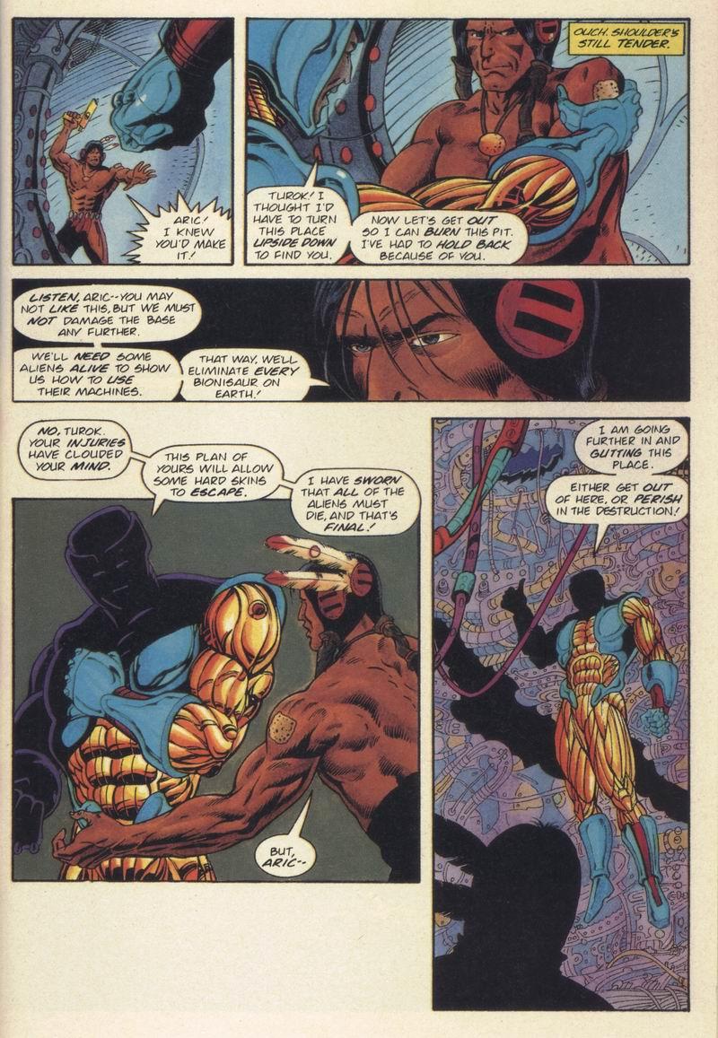 Read online Turok, Dinosaur Hunter (1993) comic -  Issue #19 - 14