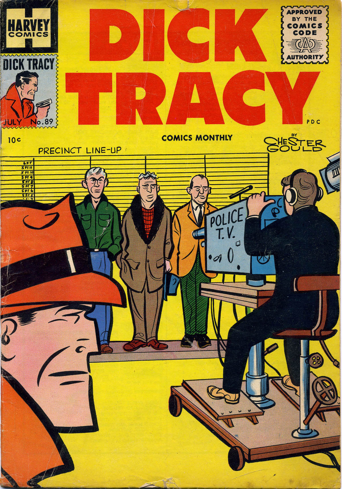 Dick Tracy (1950) 89 Page 1