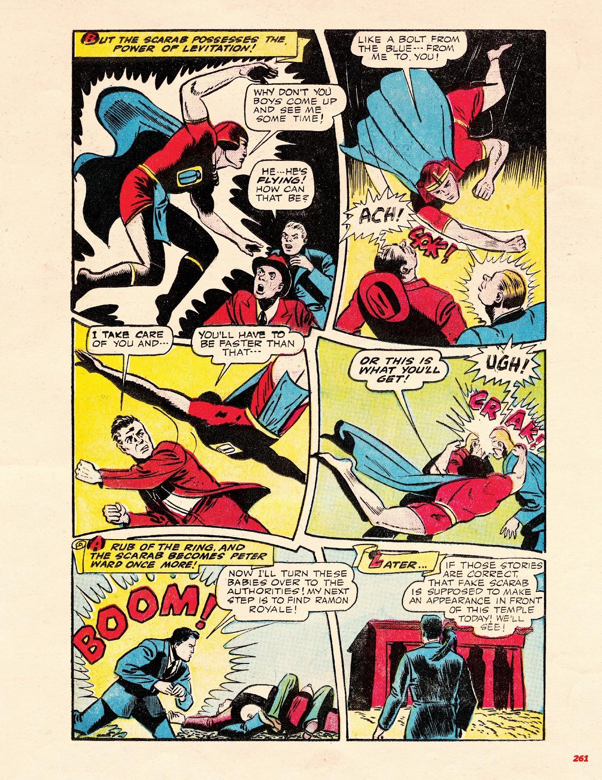 Read online Super Weird Heroes comic -  Issue # TPB 2 (Part 3) - 61