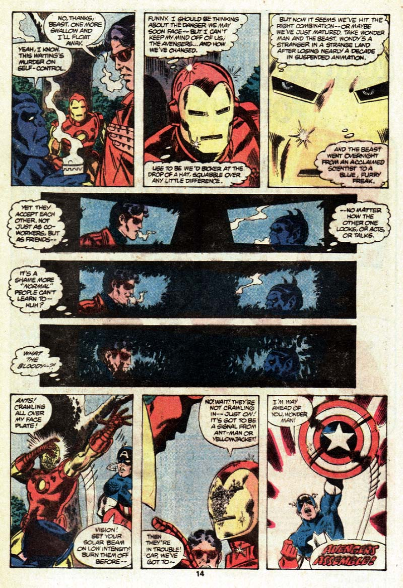 The Avengers (1963) 196 Page 8