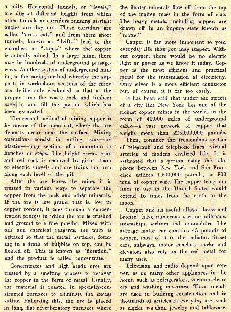 Read online Adventure Comics (1938) comic -  Issue #161 - 36