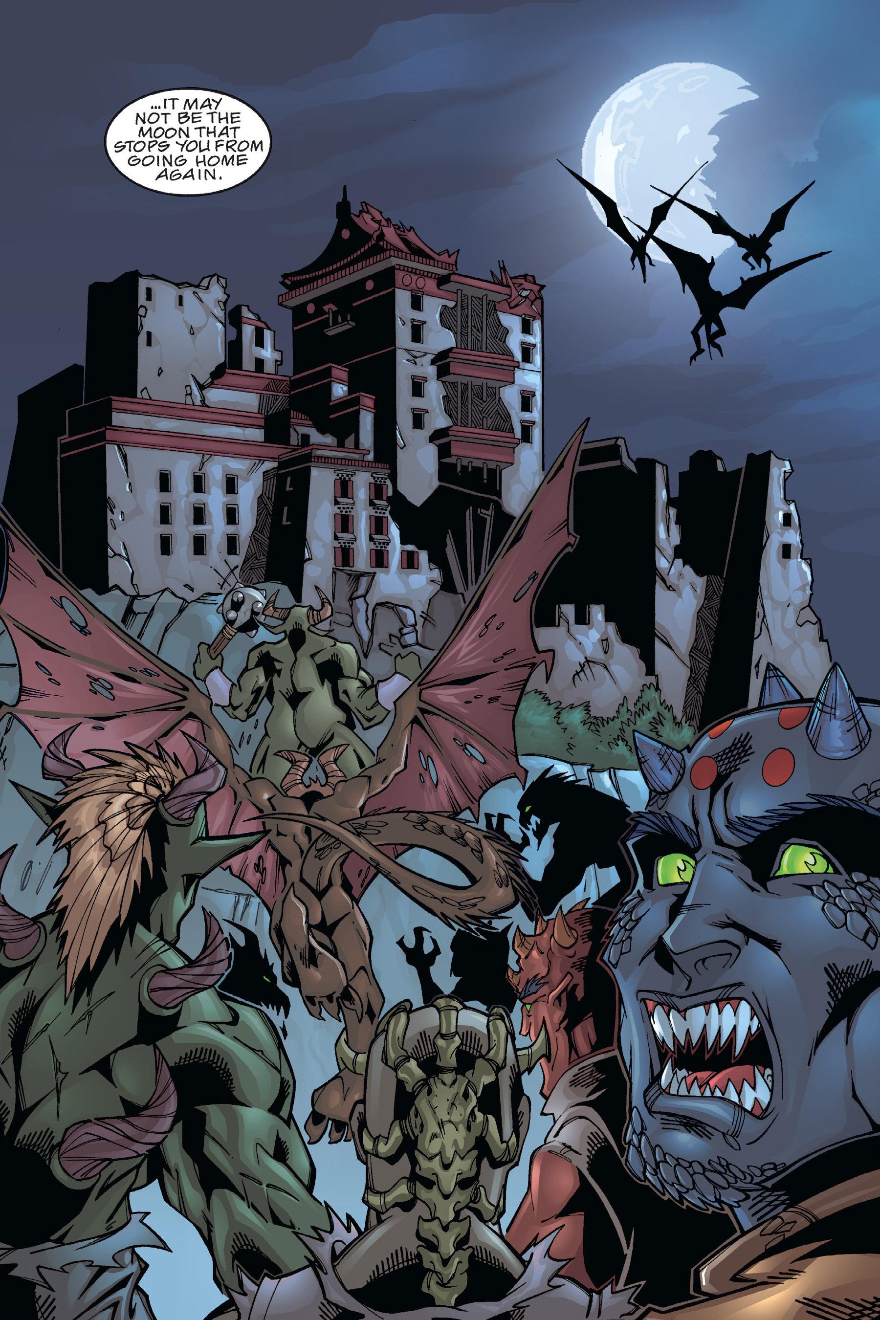 Read online Buffy the Vampire Slayer: Omnibus comic -  Issue # TPB 5 - 344