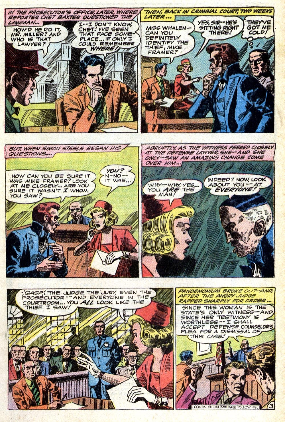 The Witching Hour (1969) issue 17 - Page 22