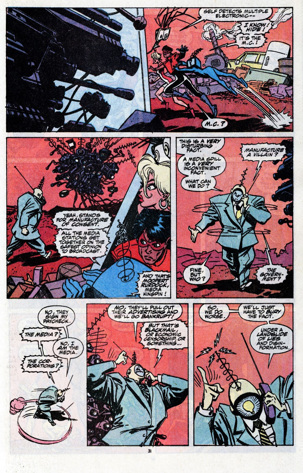 The New Mutants Summer Special issue Full - Page 33