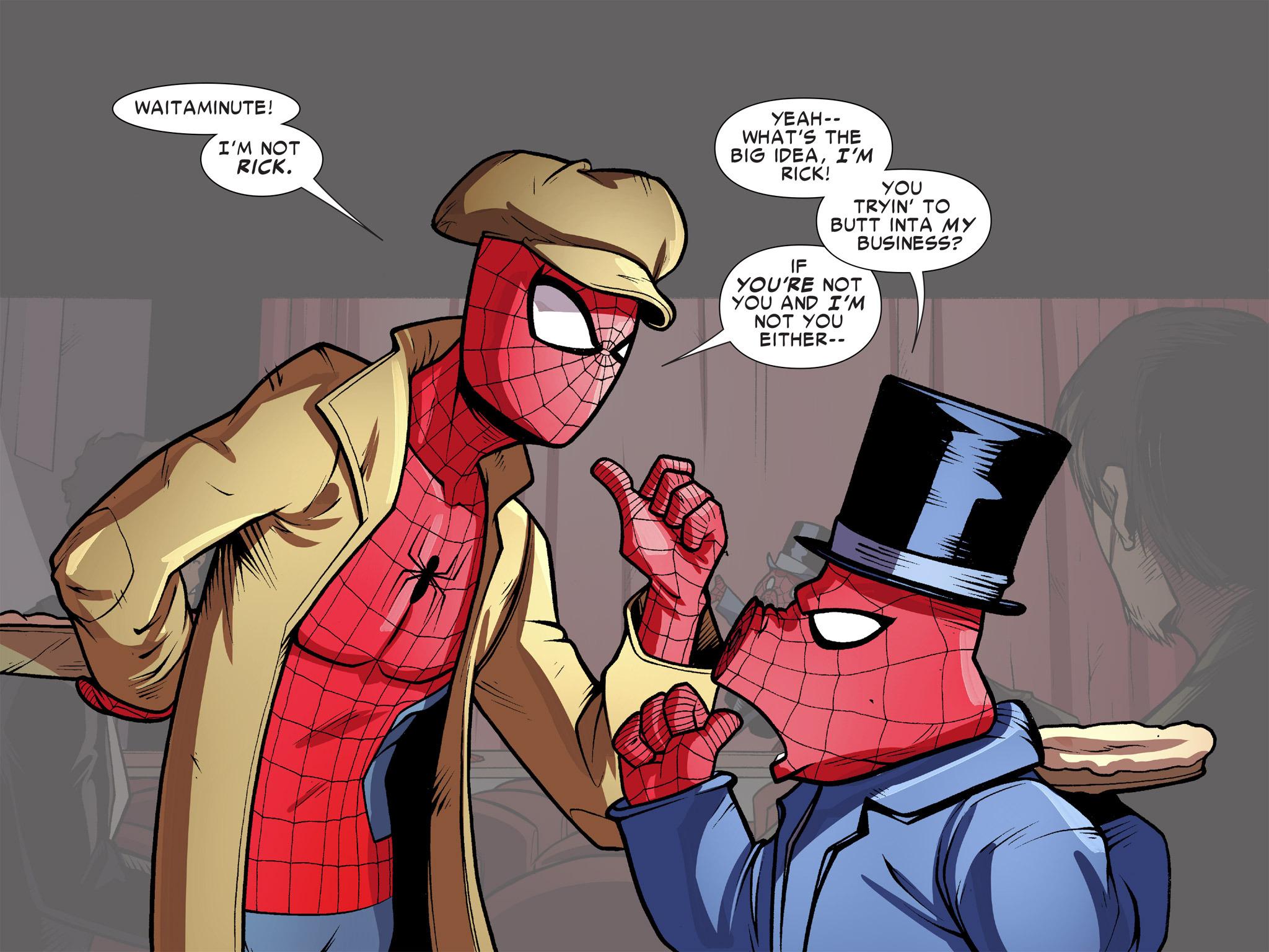 Read online Ultimate Spider-Man (Infinite Comics) (2016) comic -  Issue #10 - 46