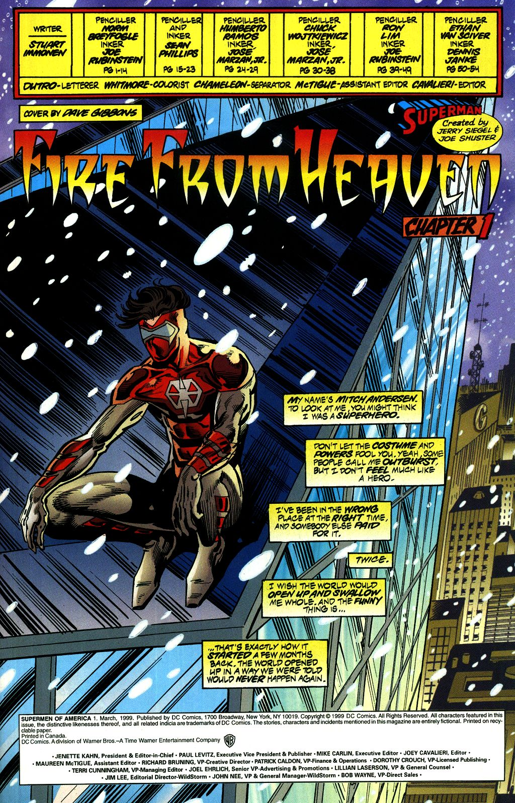 Read online Supermen of America comic -  Issue # Full - 2