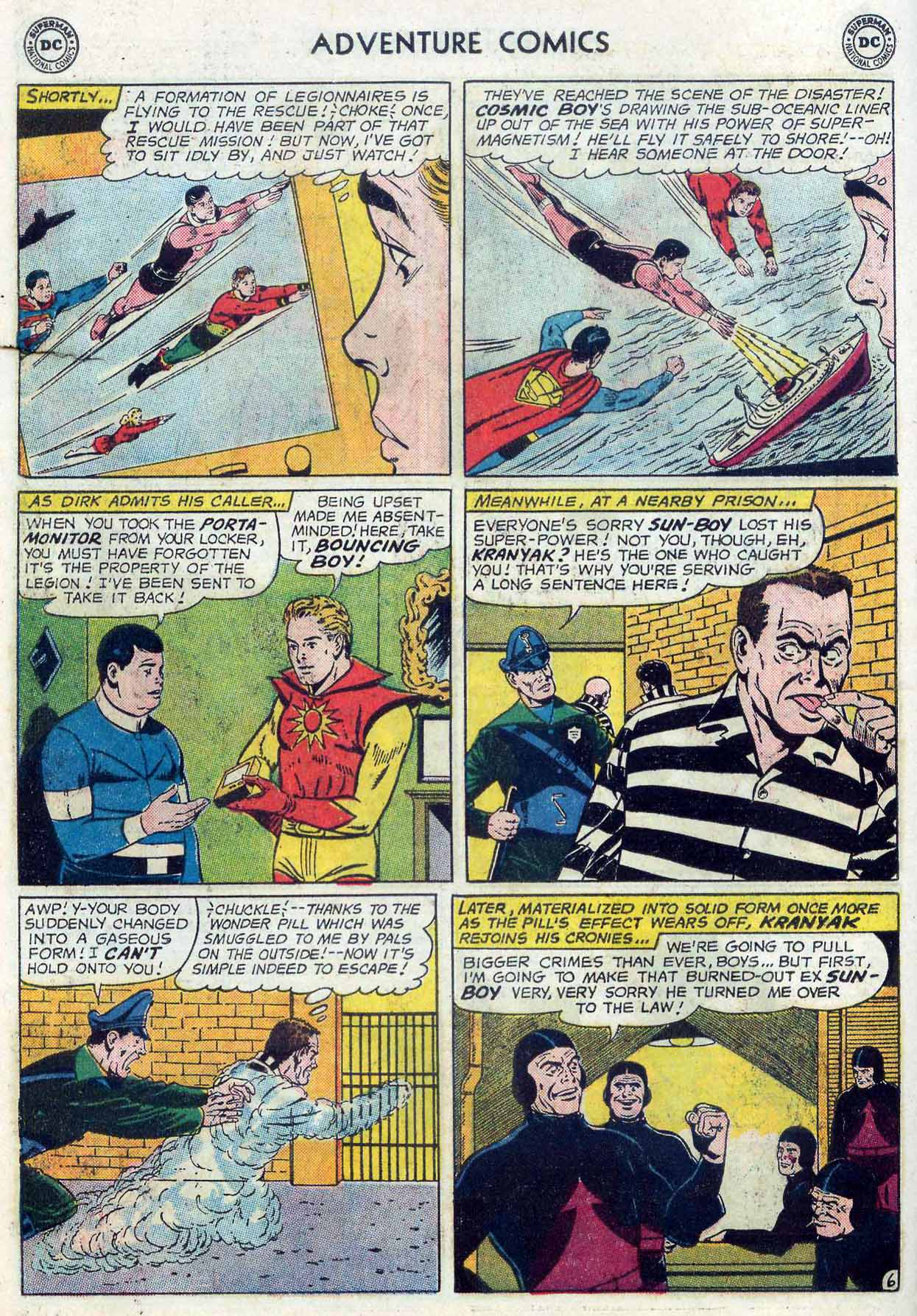 Read online Adventure Comics (1938) comic -  Issue #302 - 27