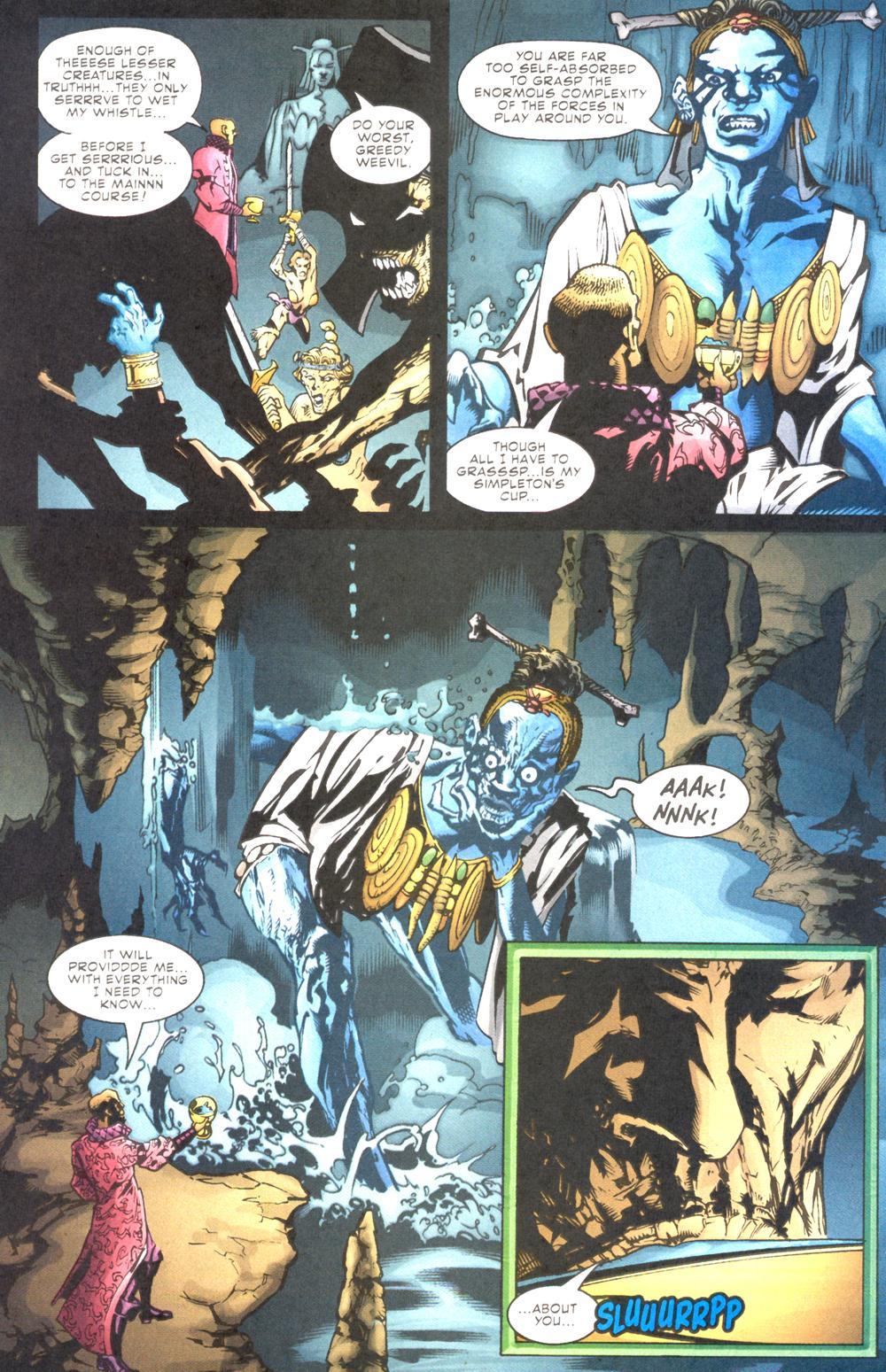 Read online Aquaman (2003) comic -  Issue #10 - 15